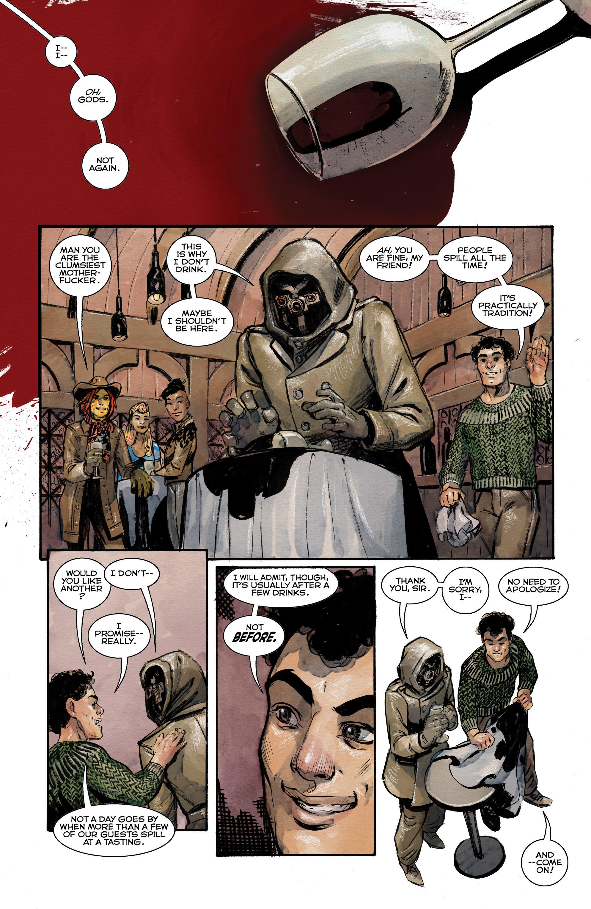 Read online Shutter comic -  Issue #22 - 3