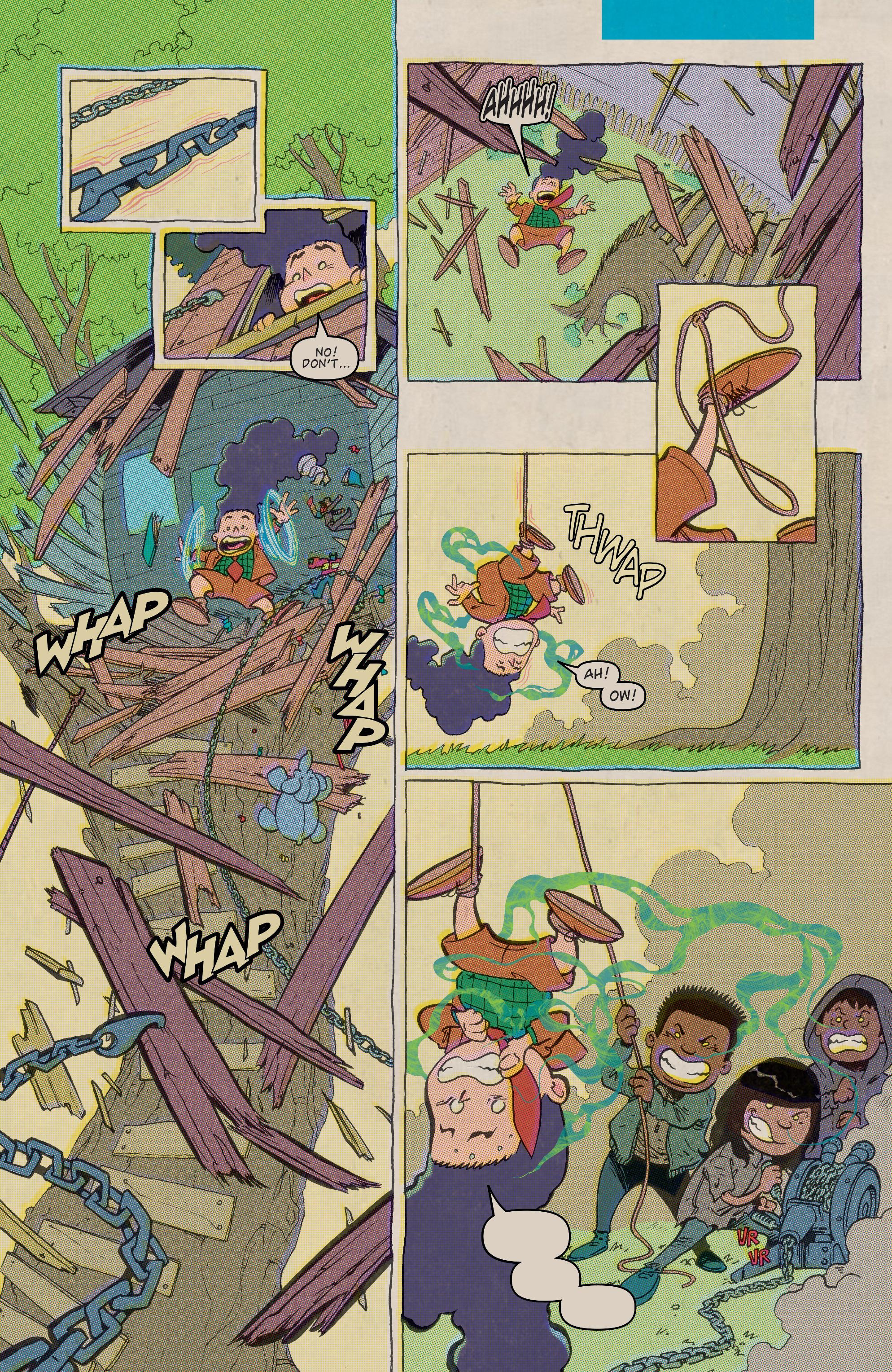 Read online Wynonna Earp (2016) comic -  Issue #7 - 29