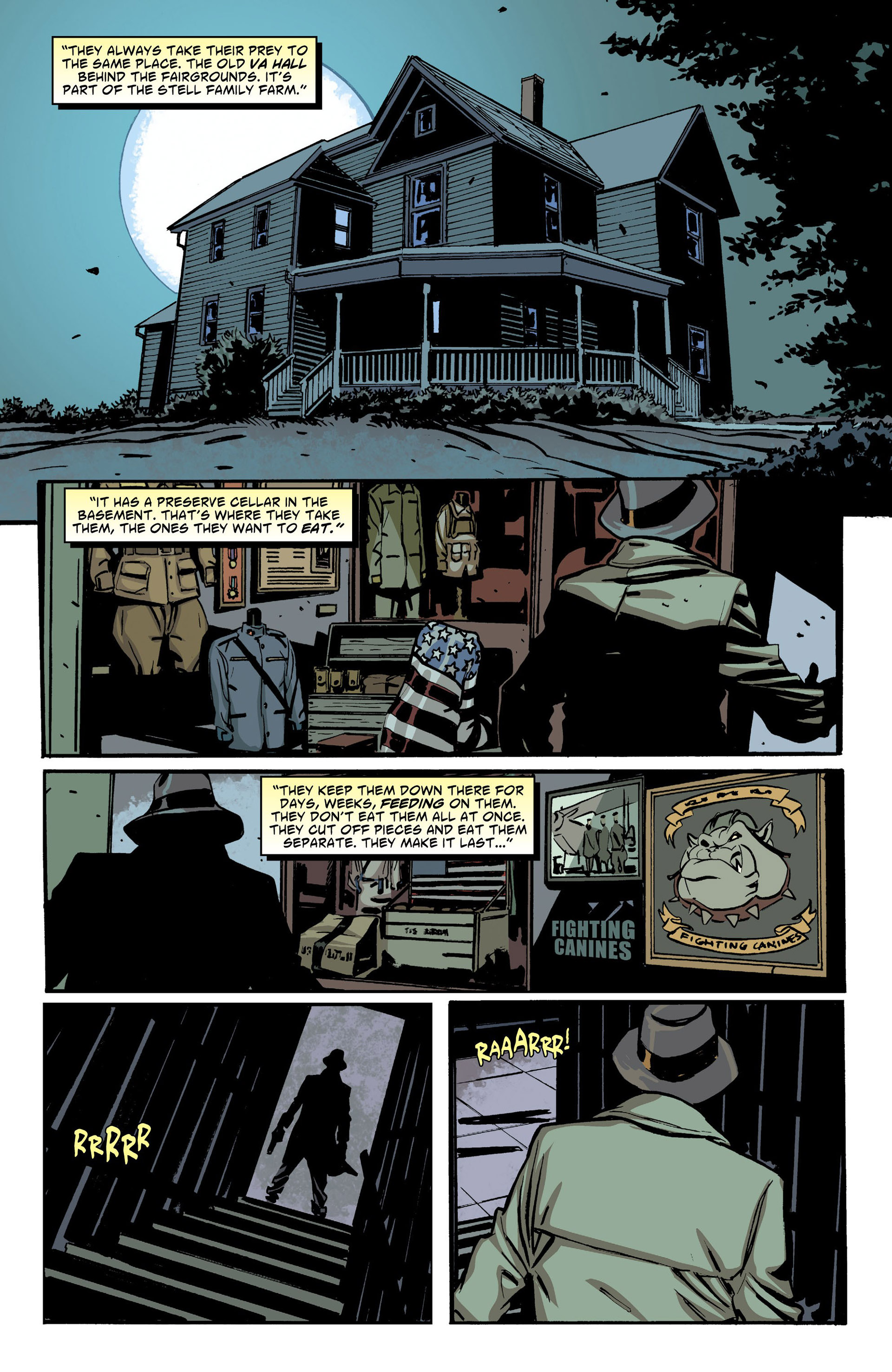 Read online American Vampire comic -  Issue #27 - 15