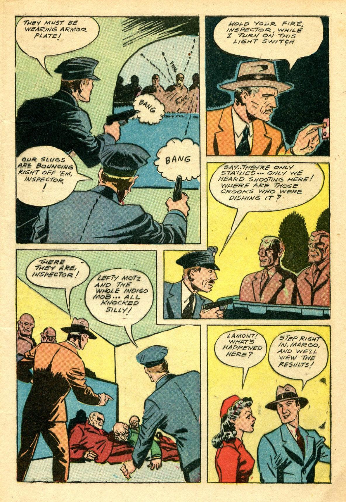 Read online Shadow Comics comic -  Issue #44 - 14