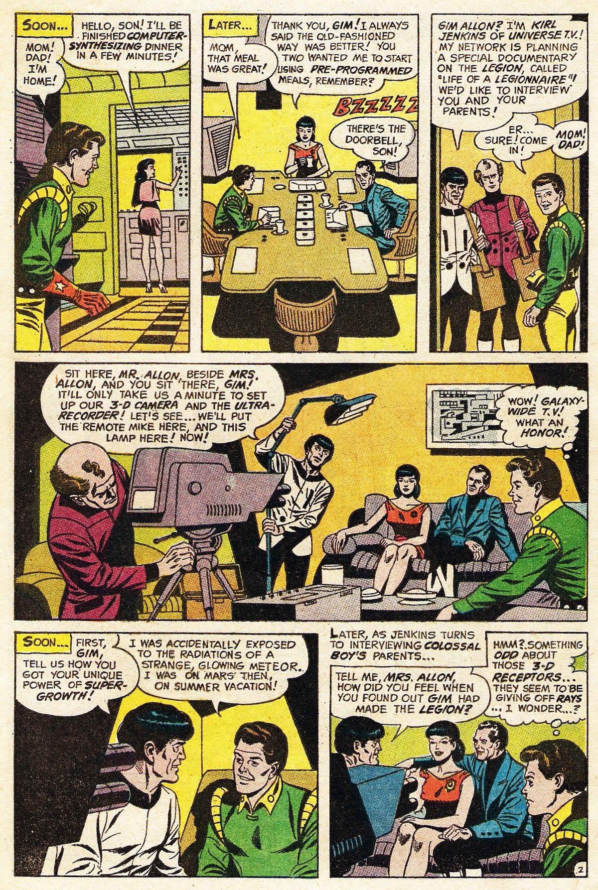 Read online Adventure Comics (1938) comic -  Issue #371 - 4