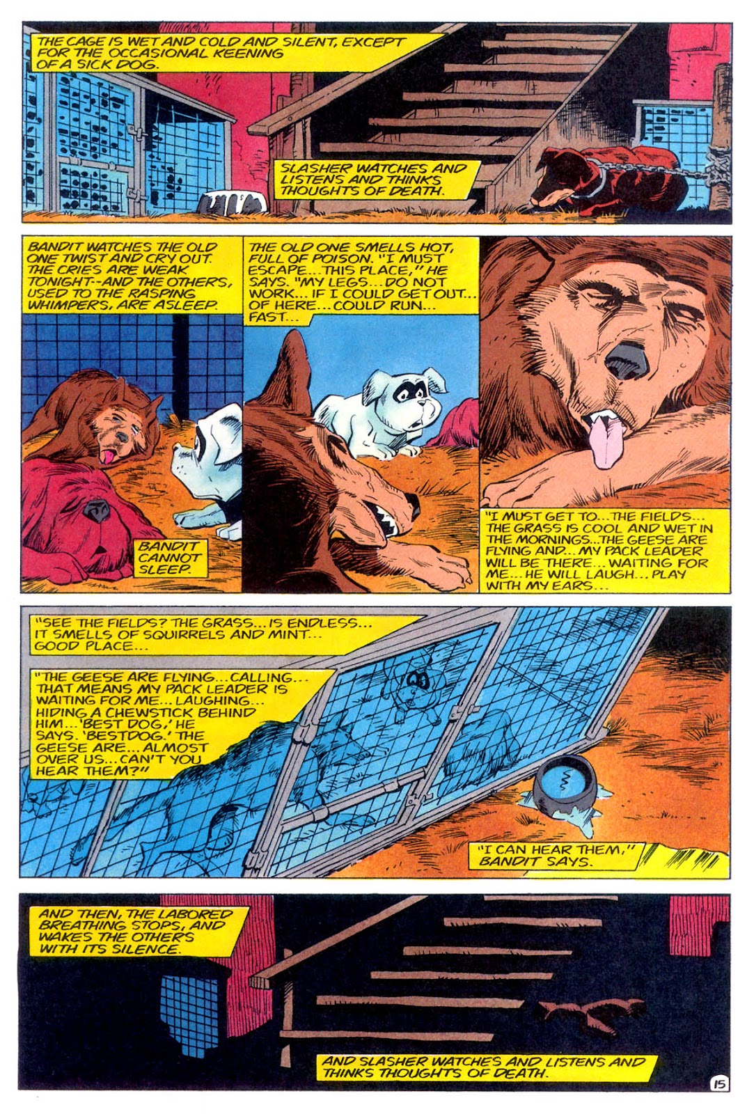 Jonny Quest (1986) issue 11 - Page 18