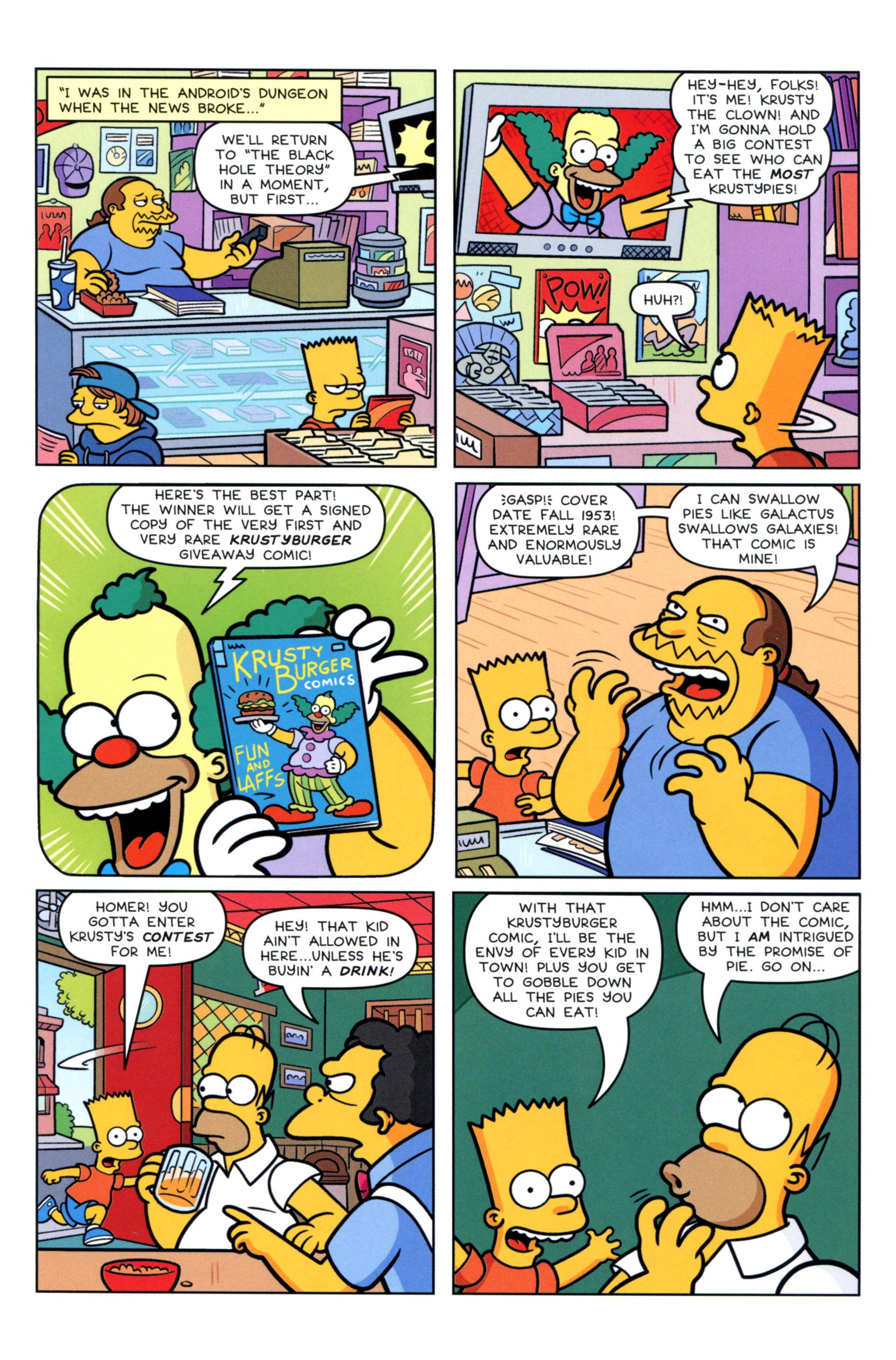 Read online Simpsons Comics Presents Bart Simpson comic -  Issue #83 - 8