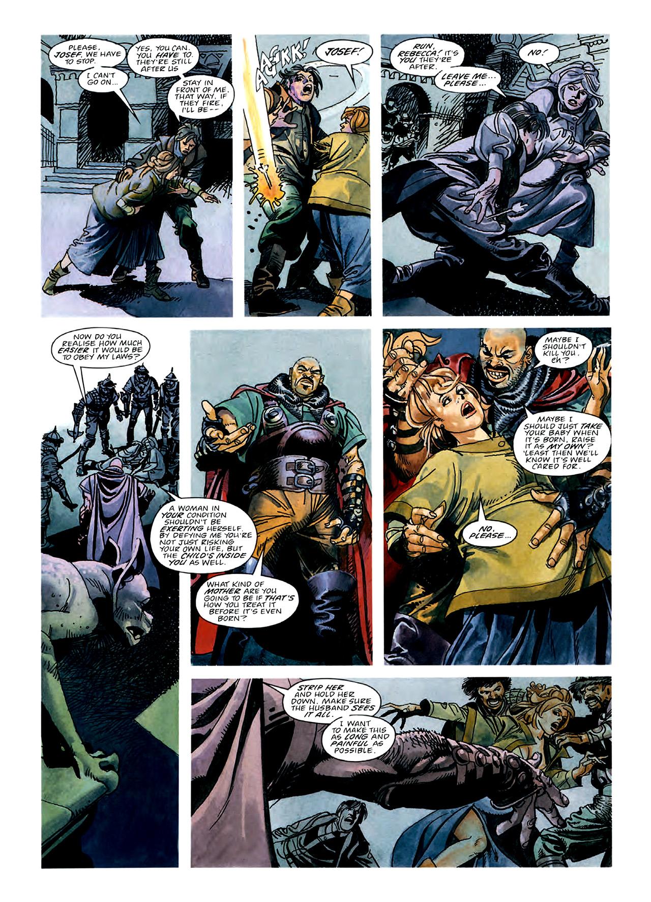 Read online Nikolai Dante comic -  Issue # TPB 3 - 50