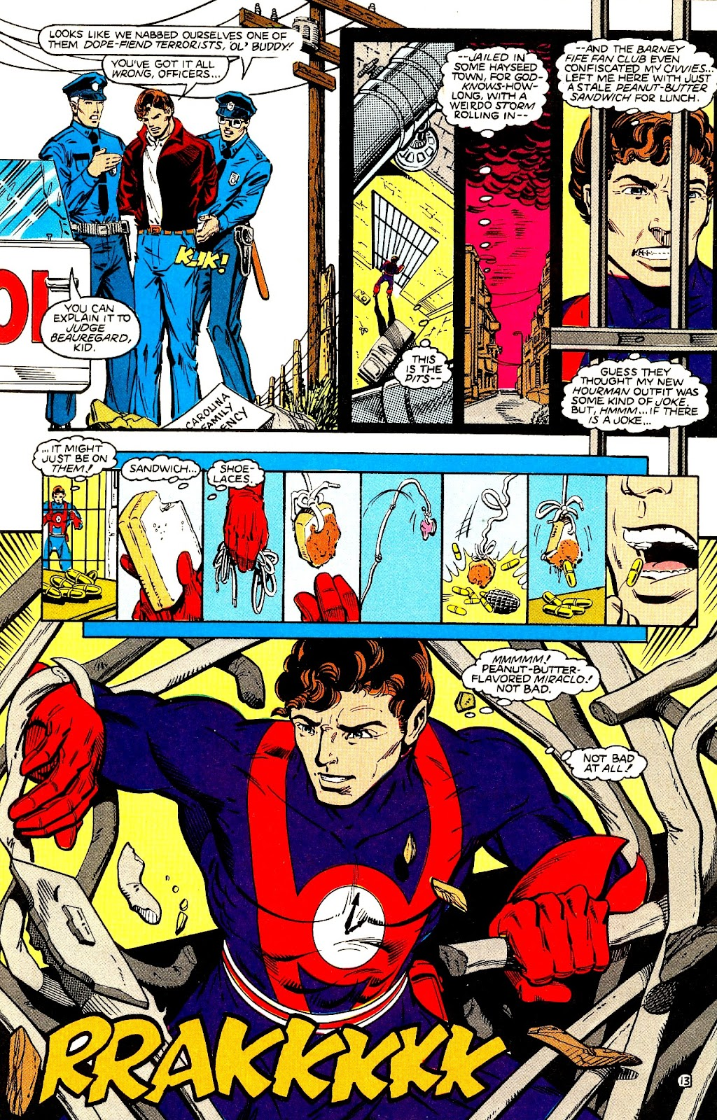 Infinity Inc. (1984) issue 21 - Page 15