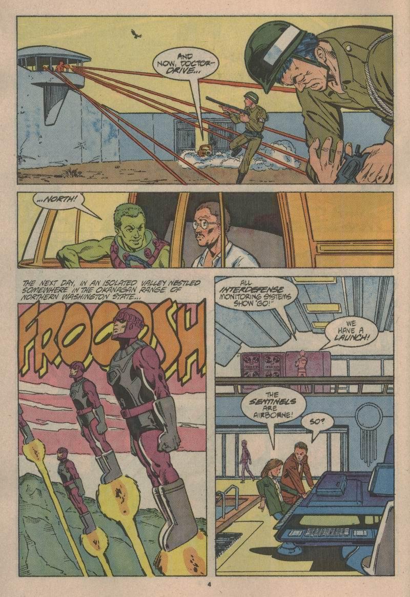 Read online Alpha Flight (1983) comic -  Issue #43 - 5