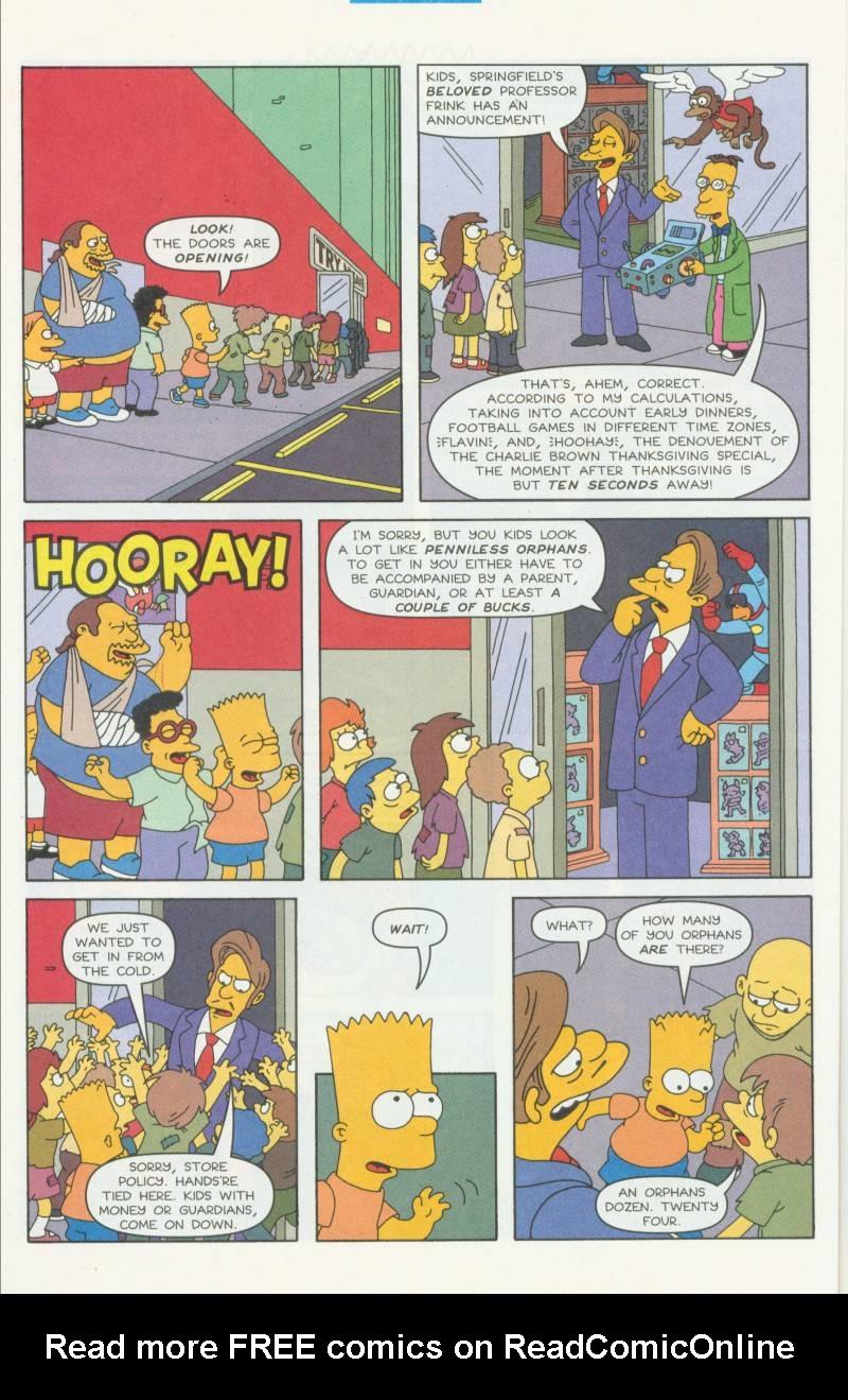 Read online Simpsons Comics comic -  Issue #51 - 19
