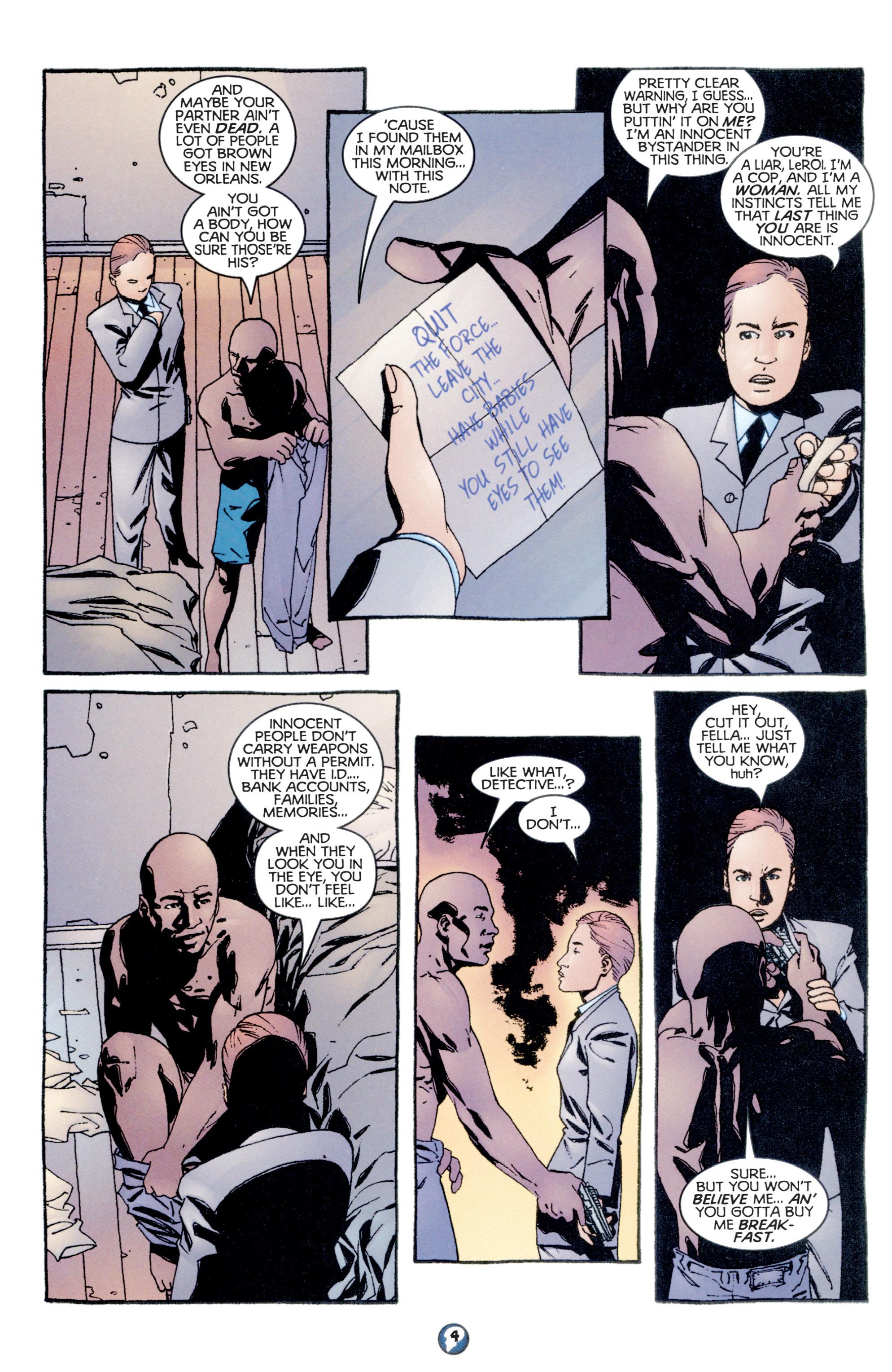 Read online Shadowman (1997) comic -  Issue #10 - 5