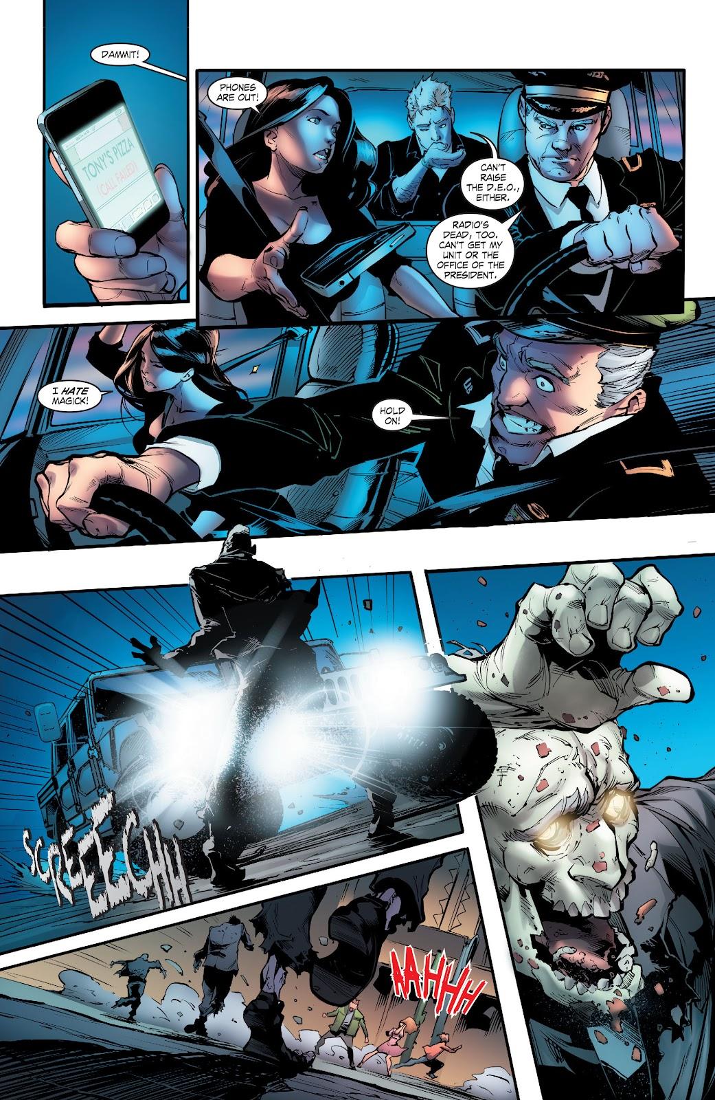 Read online Smallville Season 11 [II] comic -  Issue # TPB 5 - 93