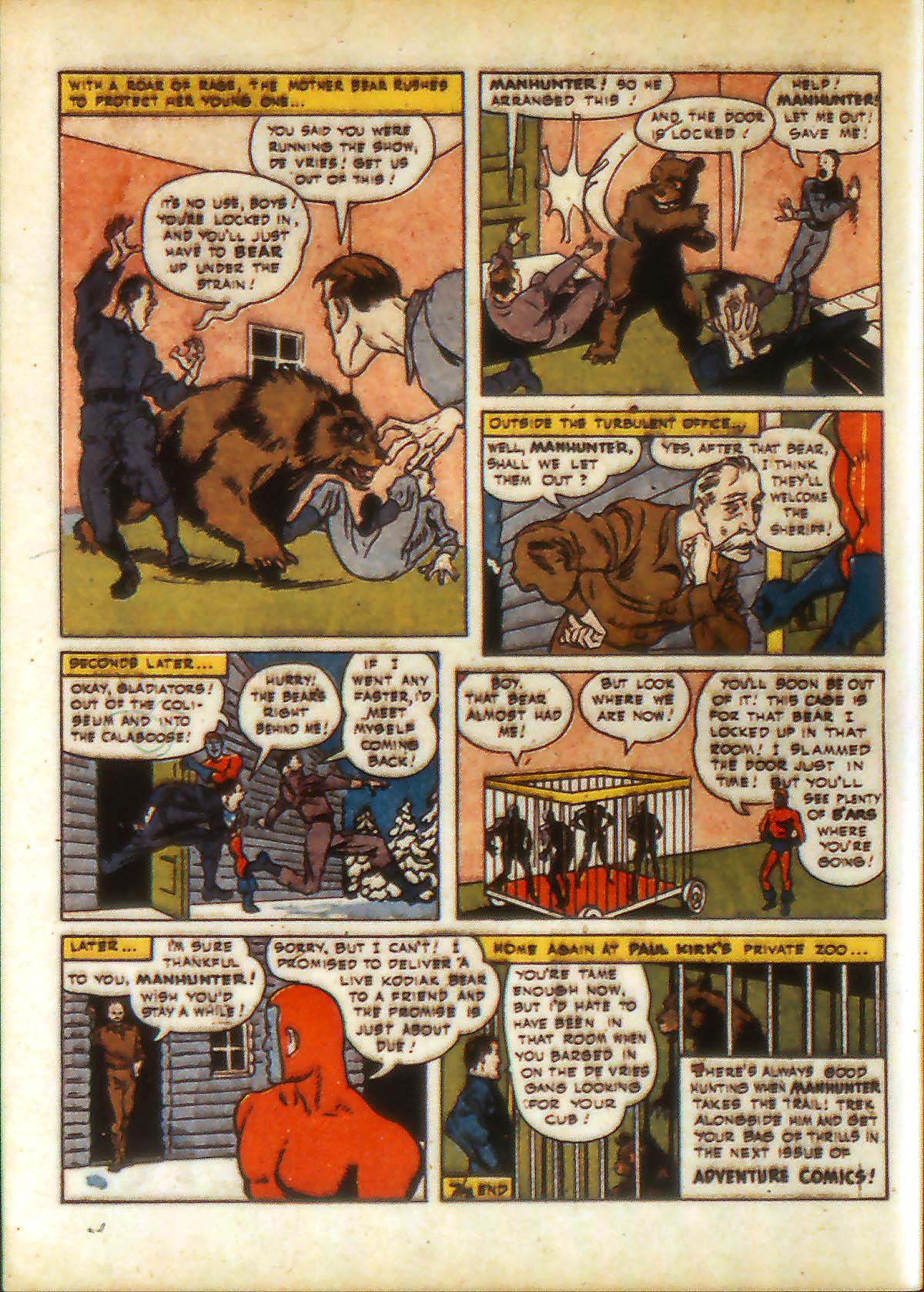 Read online Adventure Comics (1938) comic -  Issue #88 - 48