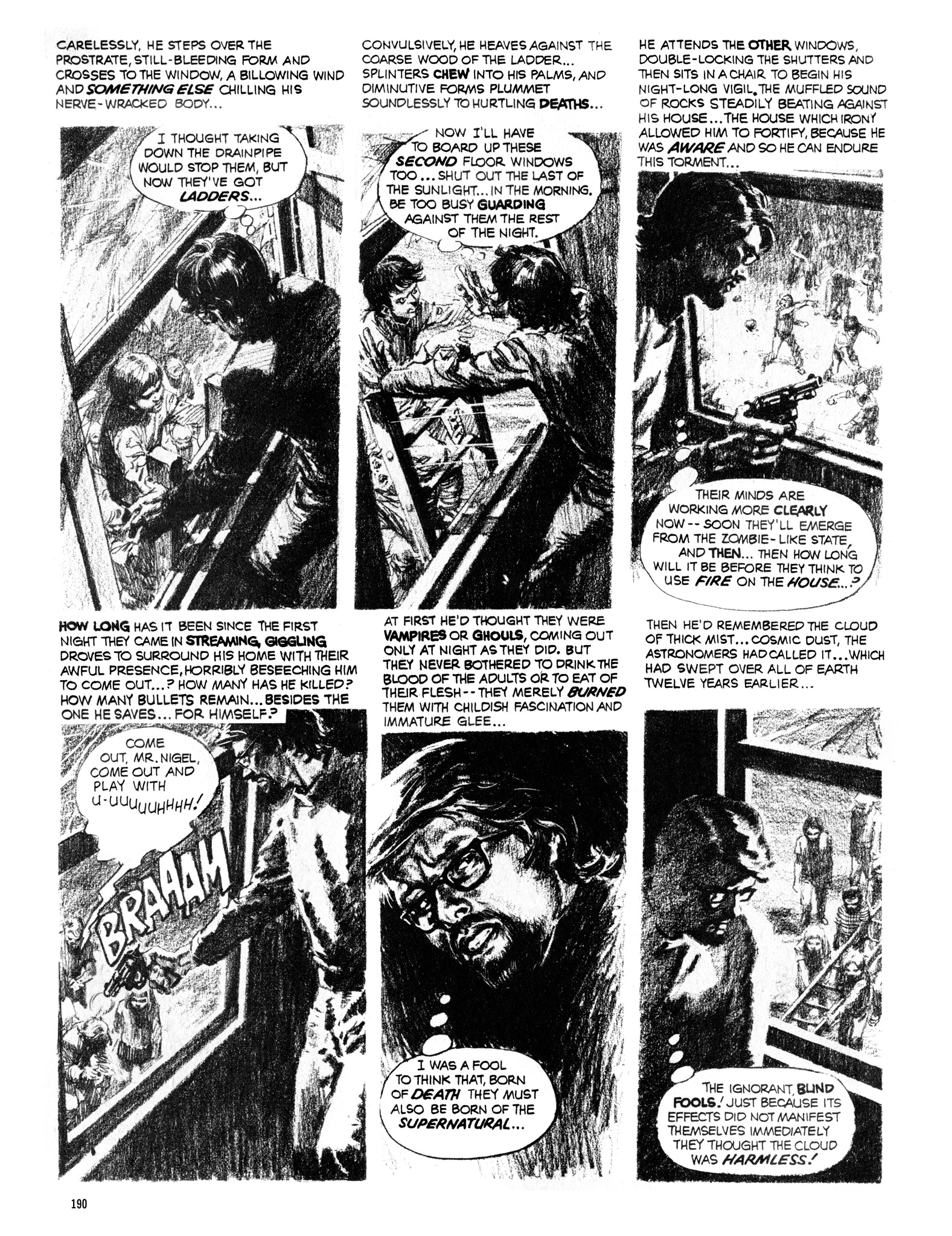Read online Eerie Archives comic -  Issue # TPB 16 - 191