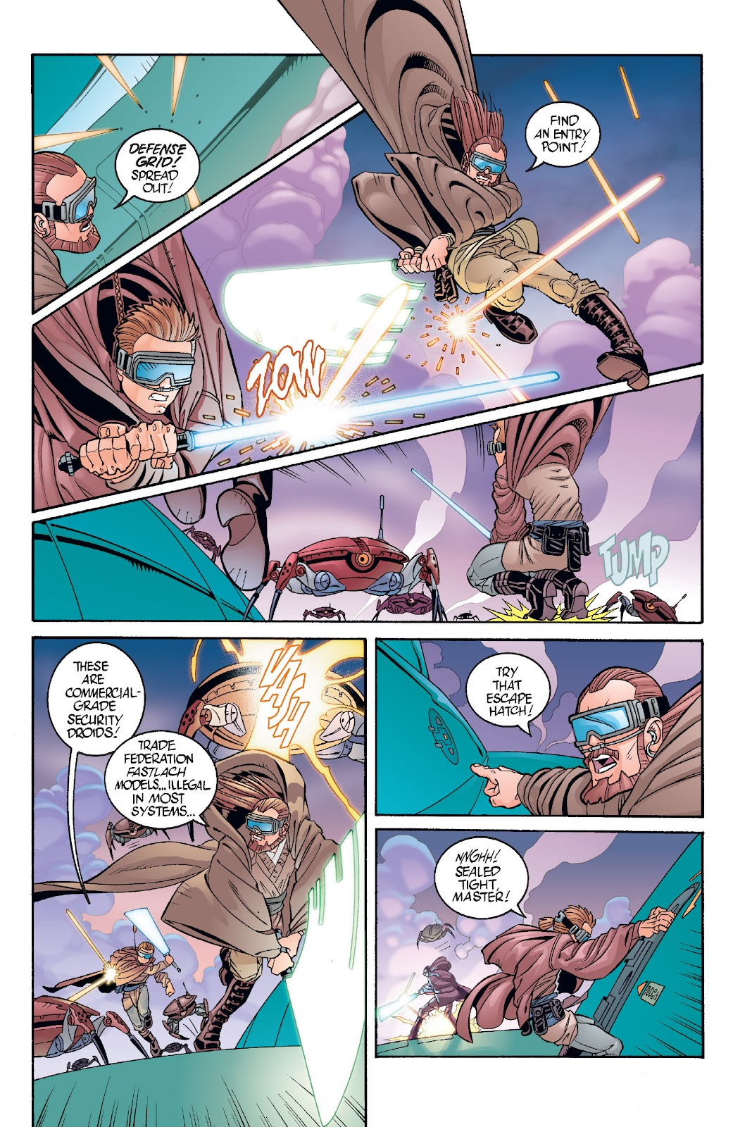 Read online Star Wars Legends: Rise of the Sith - Epic Collection comic -  Issue # TPB 1 (Part 3) - 29
