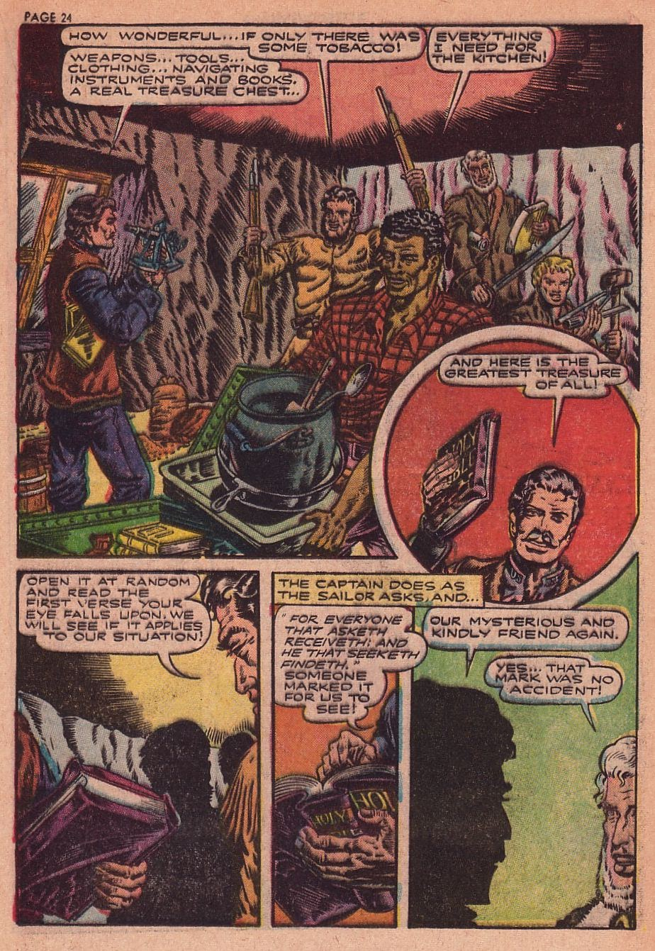 Classics Illustrated issue 34 - Page 23