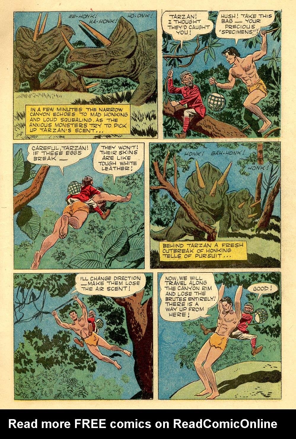 Tarzan (1948) issue 62 - Page 12