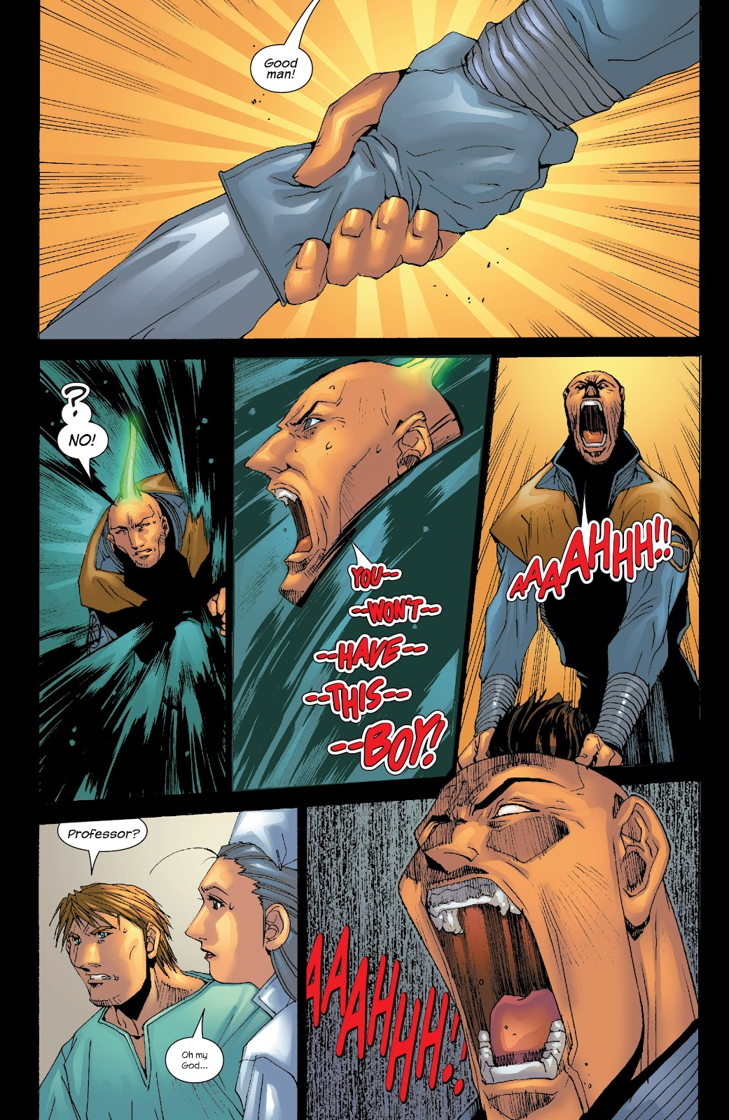 Read online X-Men: Unstoppable comic -  Issue # TPB (Part 3) - 56