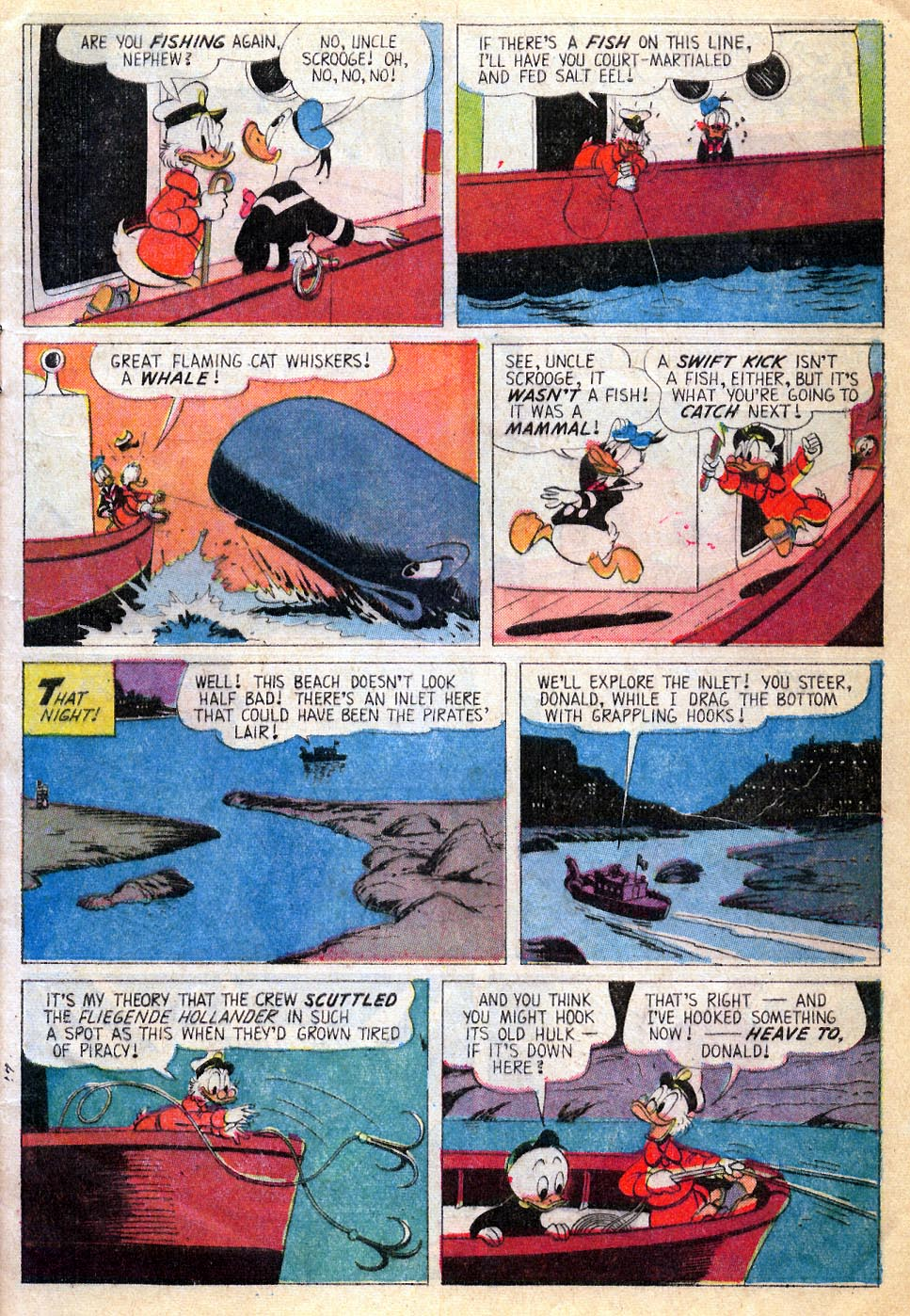 Read online Uncle Scrooge (1953) comic -  Issue #87 - 8