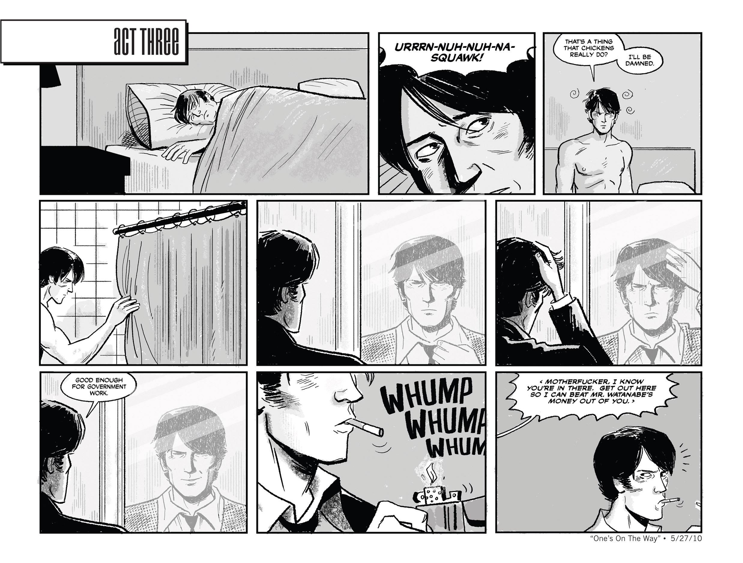 Read online She Died In Terrebonne comic -  Issue #3 - 3