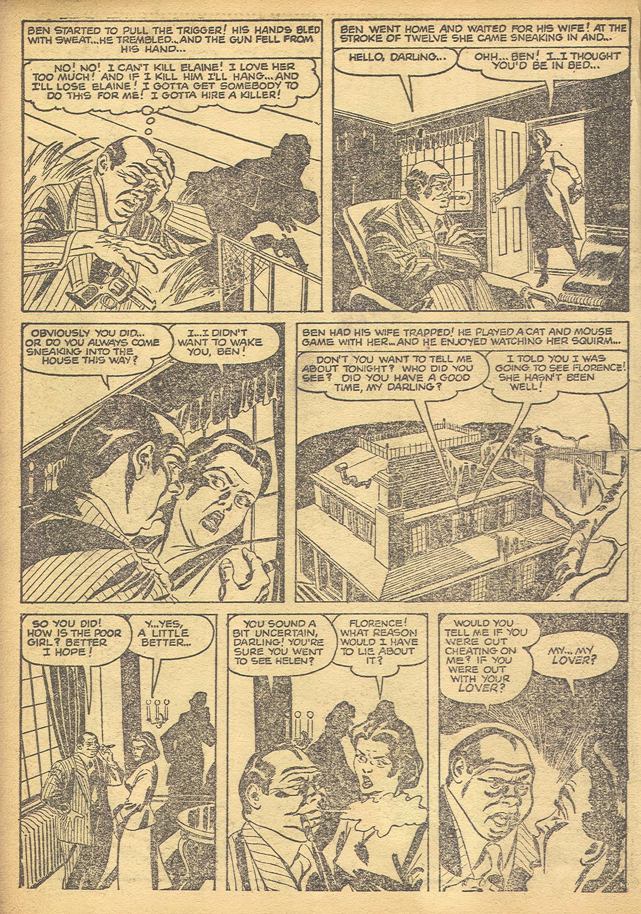 Read online Adventures into Weird Worlds comic -  Issue #8 - 17