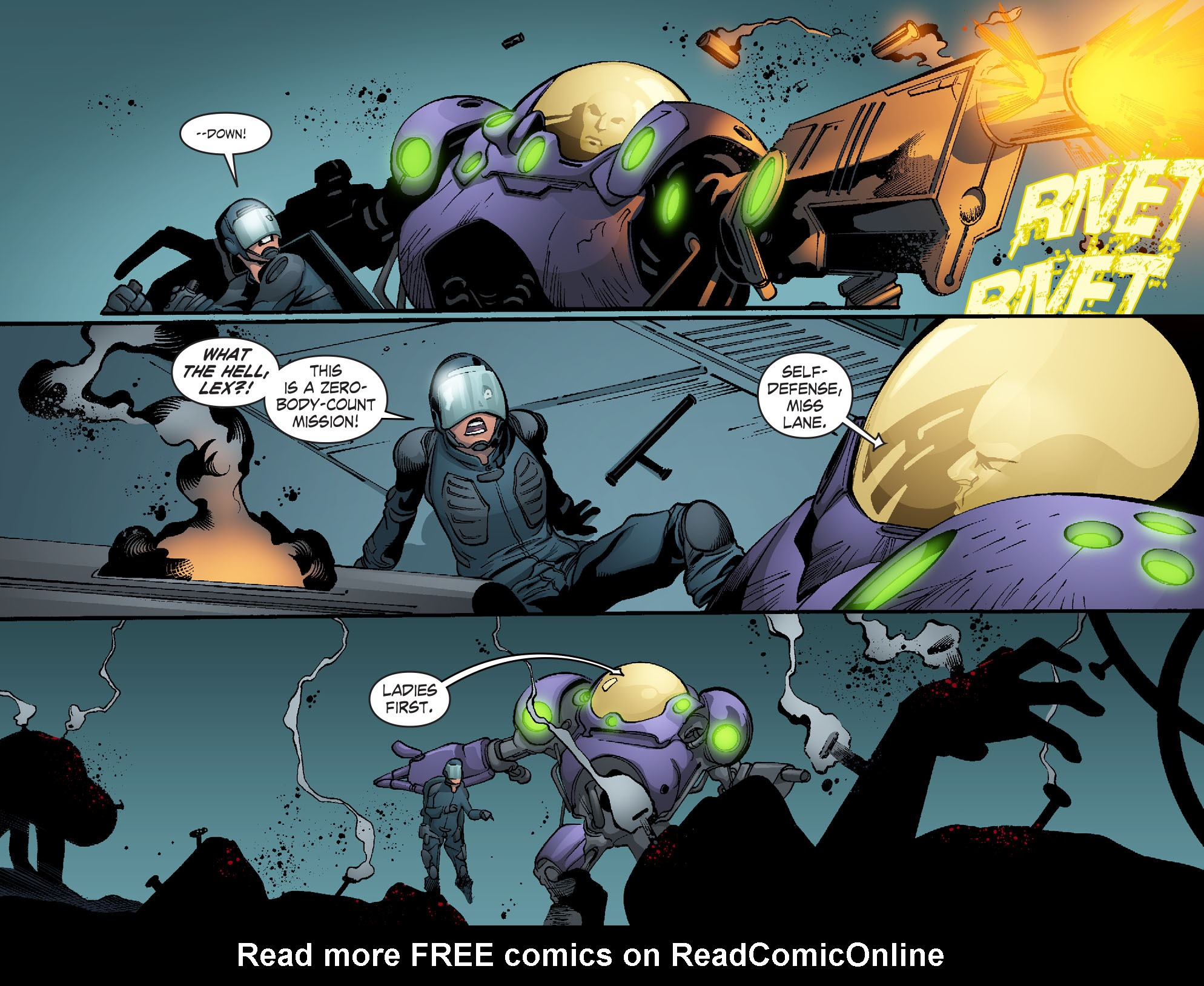 Read online Smallville: Continuity comic -  Issue #5 - 18