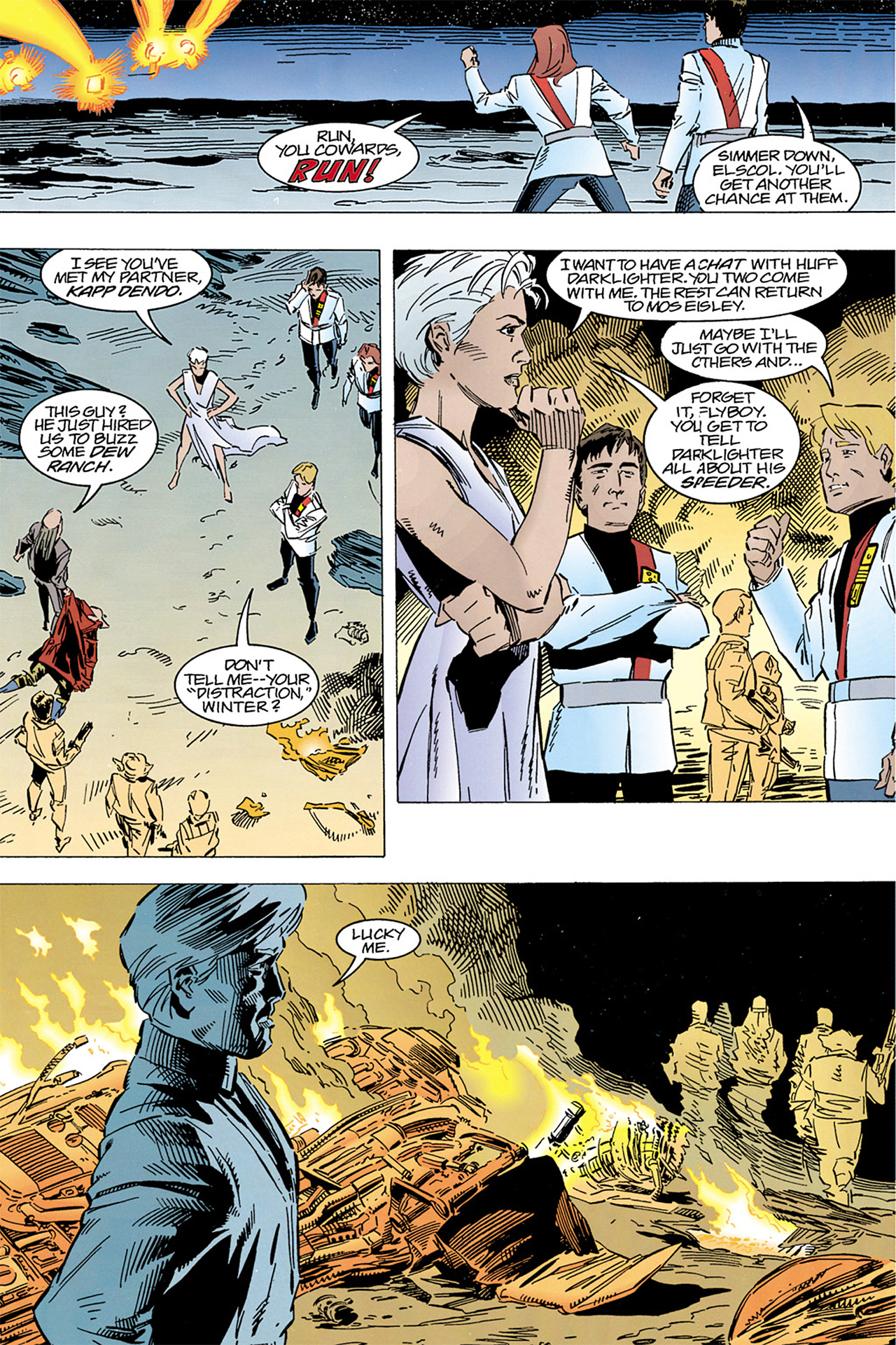 Read online Star Wars Omnibus comic -  Issue # Vol. 2 - 56