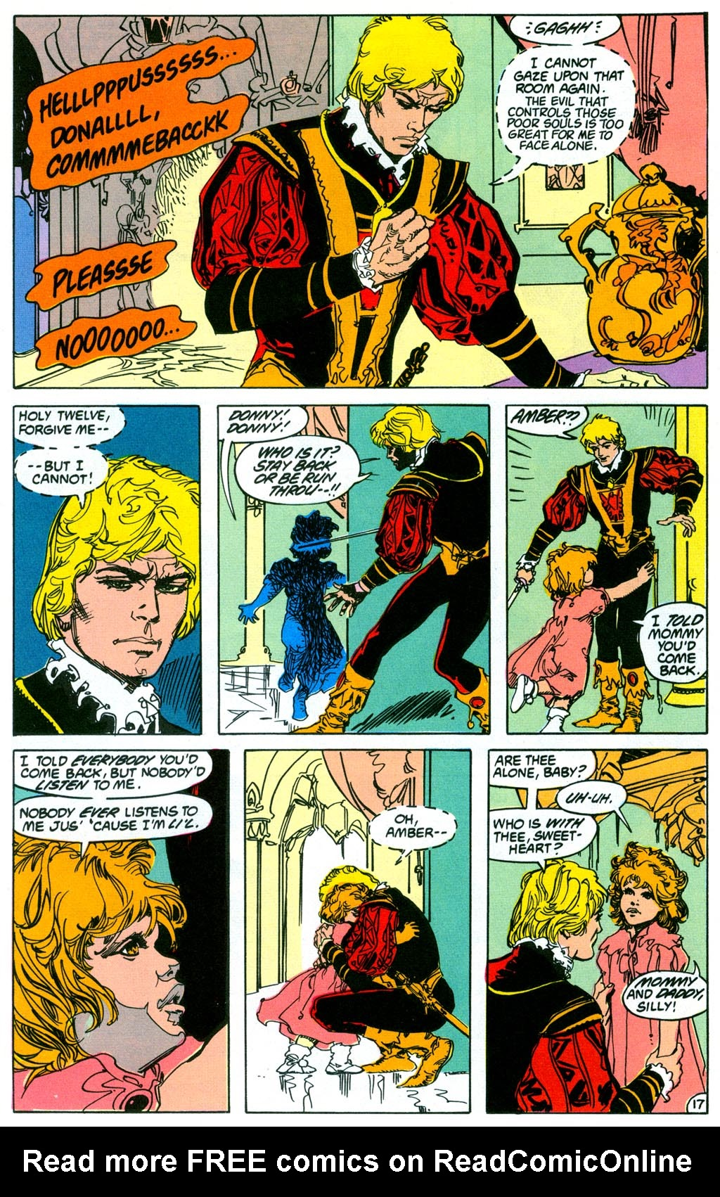 Read online Amethyst (1987) comic -  Issue #2 - 20