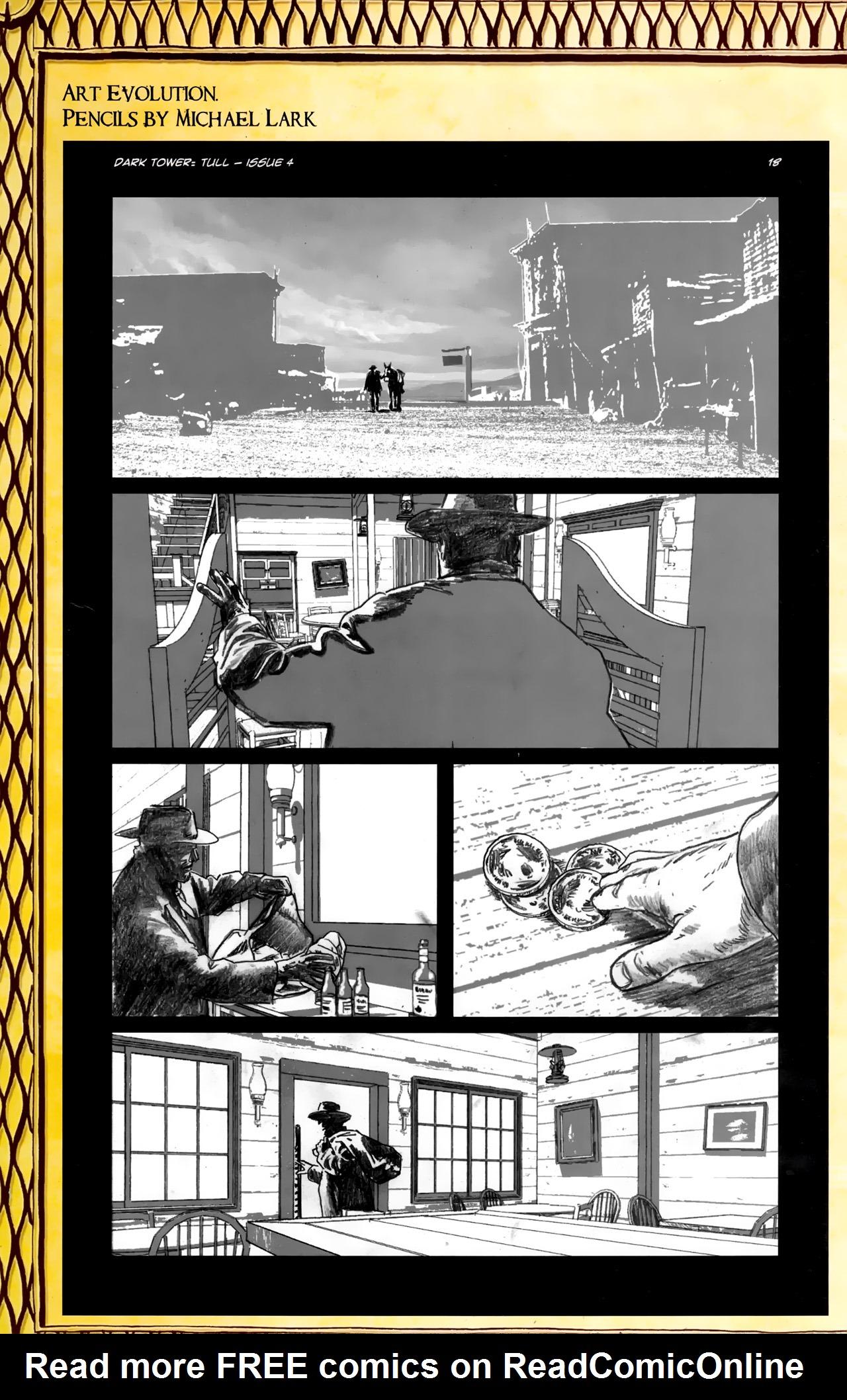 Read online Dark Tower: The Gunslinger - The Battle of Tull comic -  Issue #4 - 26