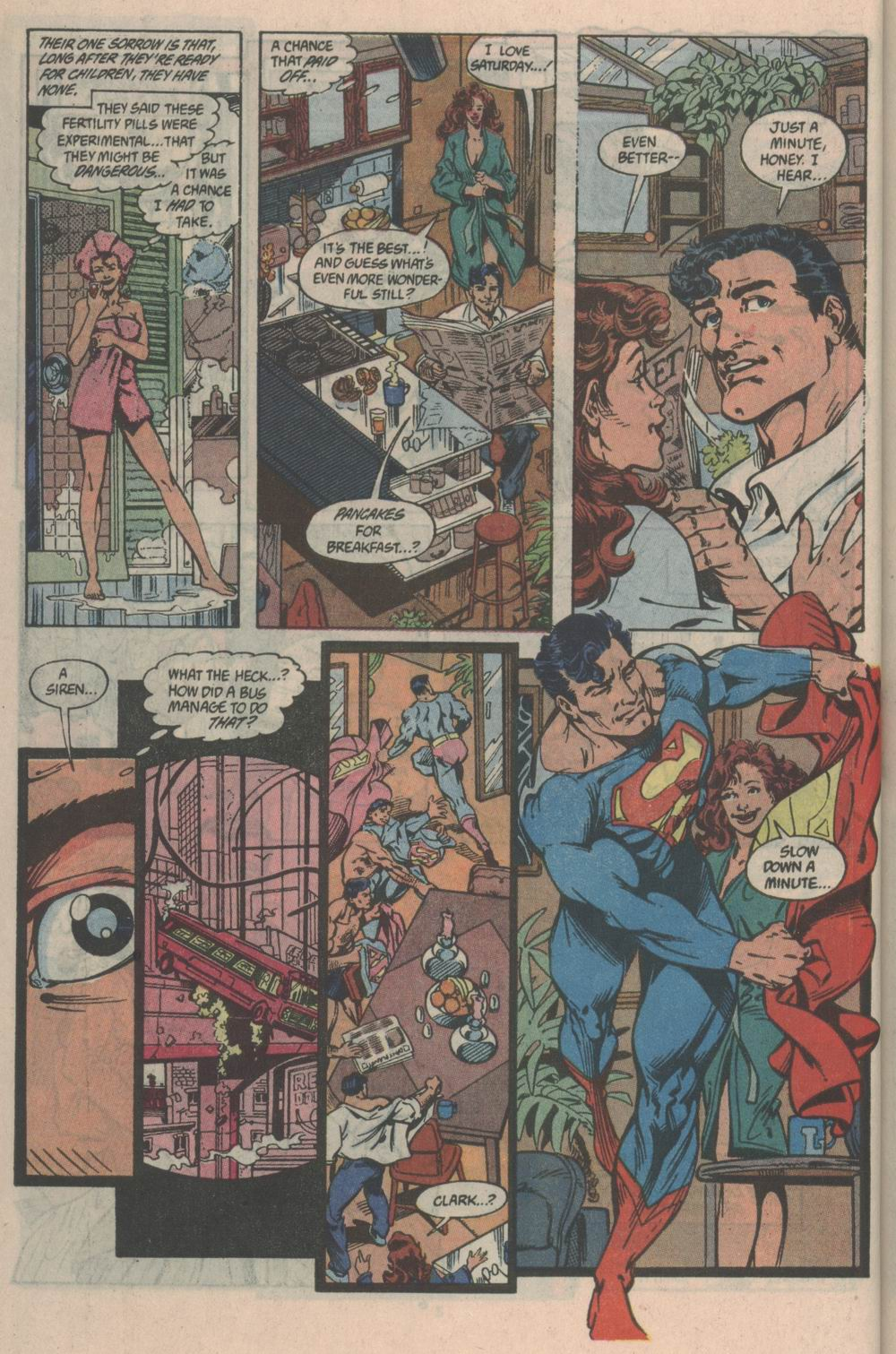 Adventures of Superman (1987) issue _Annual_3 - Page 7