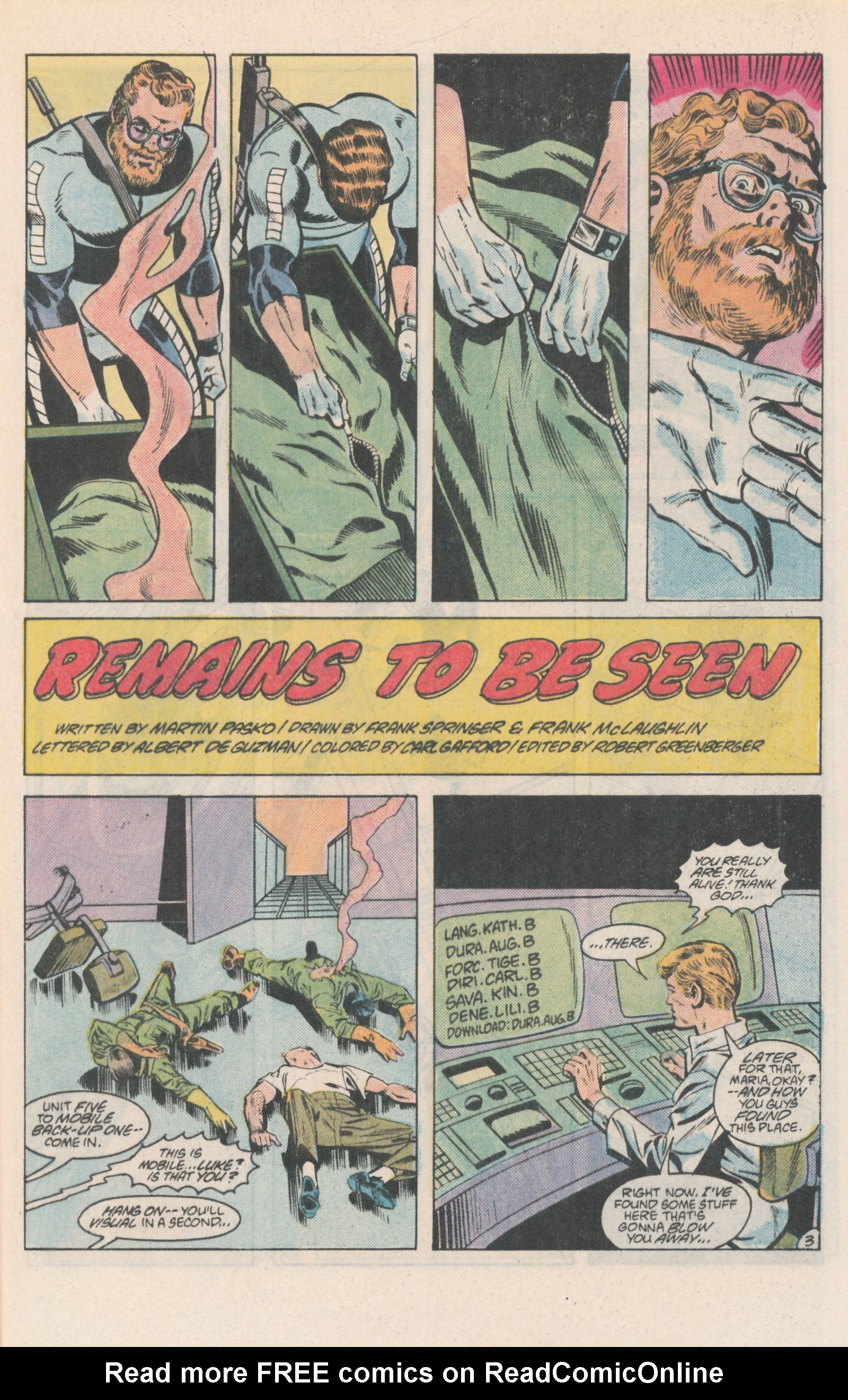 Read online Action Comics (1938) comic -  Issue #628 - 32