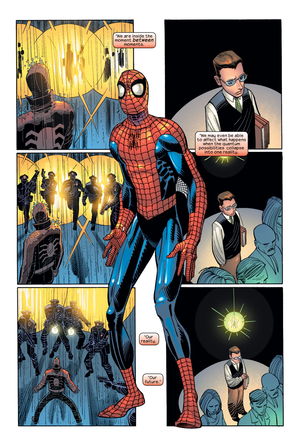 The Amazing Spider-Man (1999) 58 Page 21