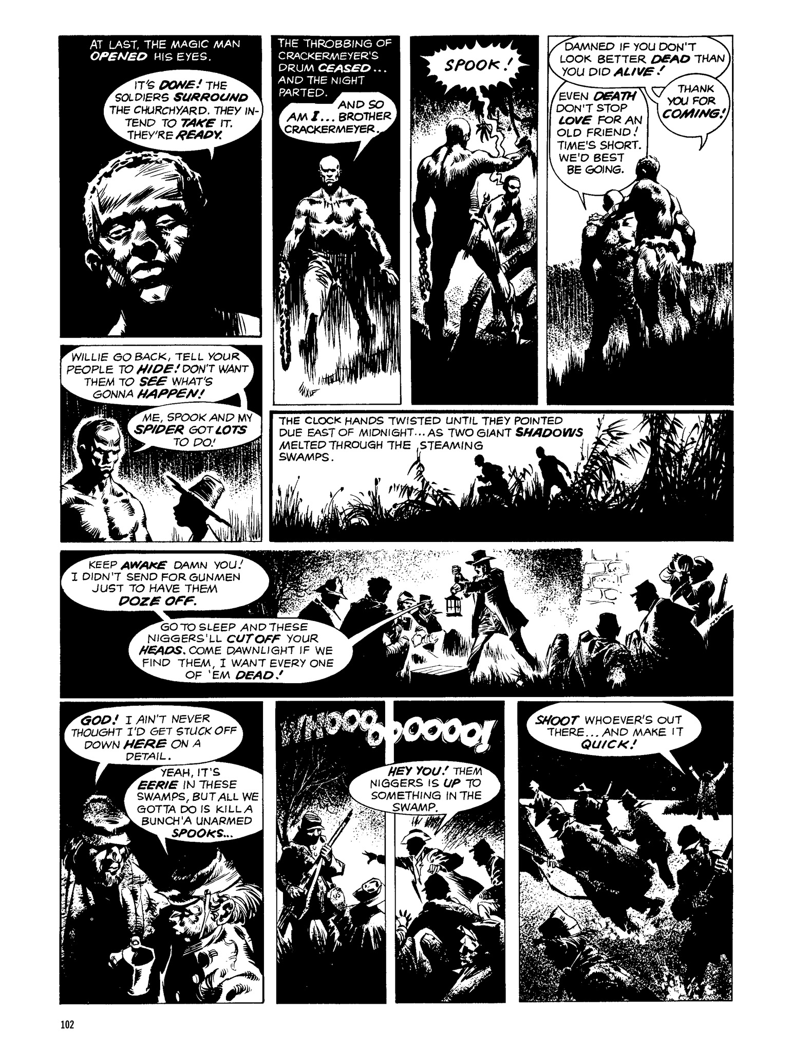 Read online Eerie Archives comic -  Issue # TPB 13 - 103