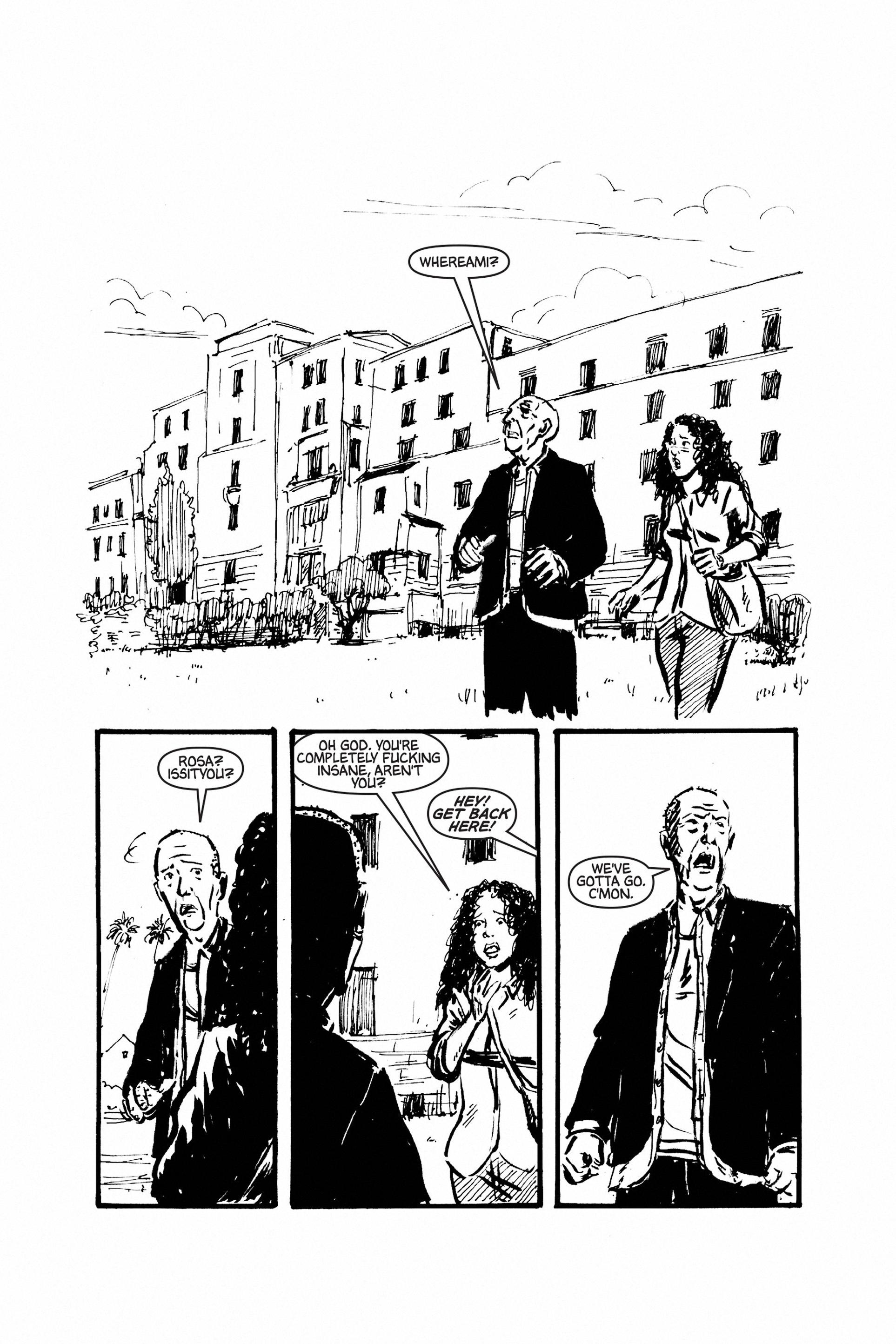 Read online Tumor comic -  Issue # TPB - 82