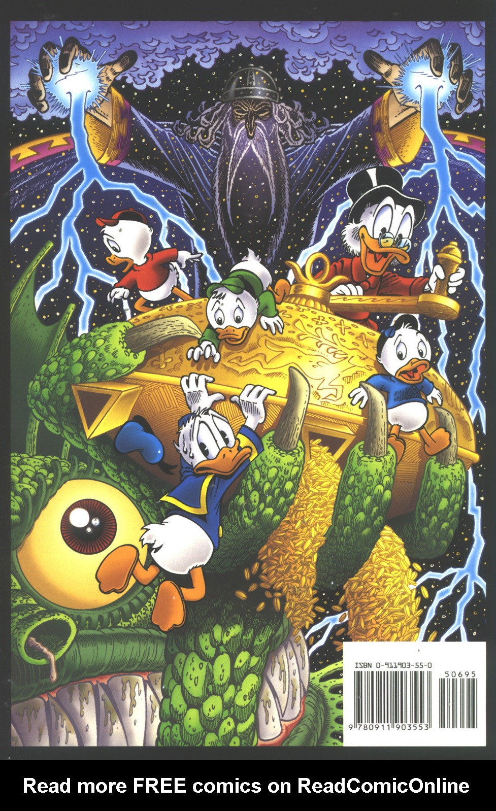 Read online Uncle Scrooge (1953) comic -  Issue #334 - 68