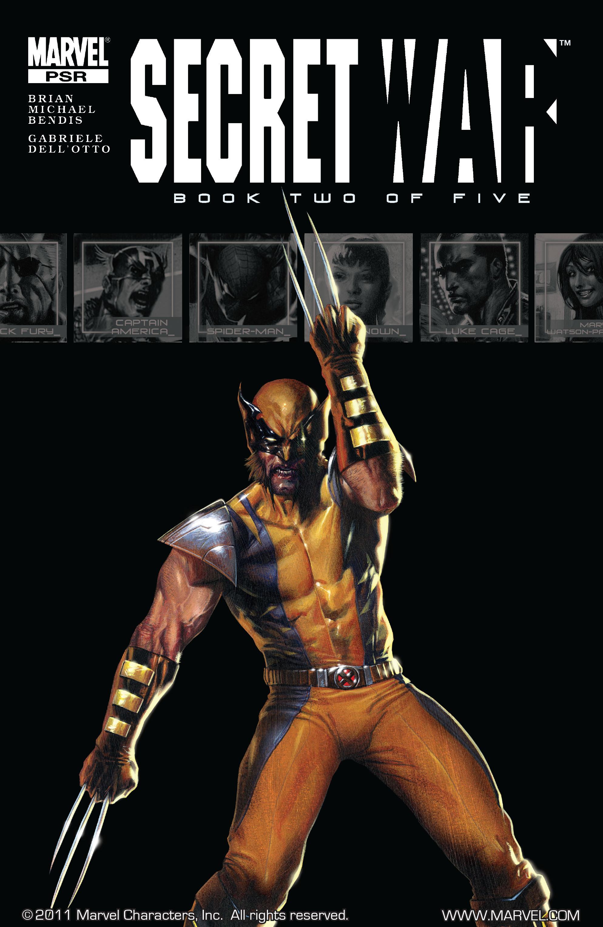 Read online Secret War comic -  Issue # Full - 28