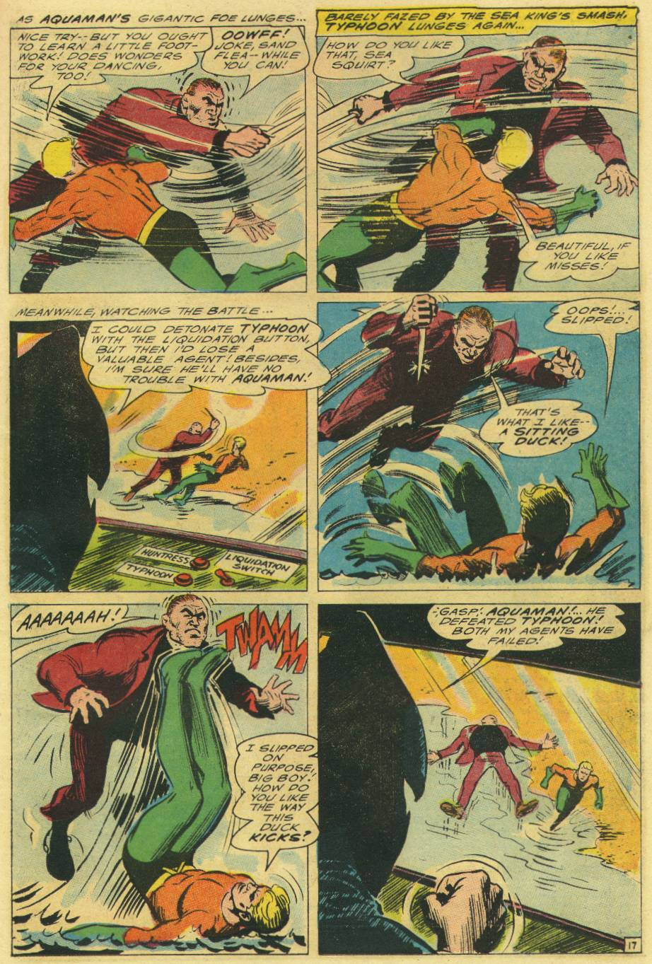 Aquaman (1962) Issue #26 #26 - English 23