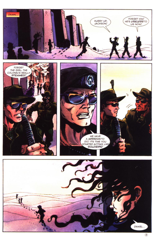 Read online Stargate comic -  Issue #2 - 11