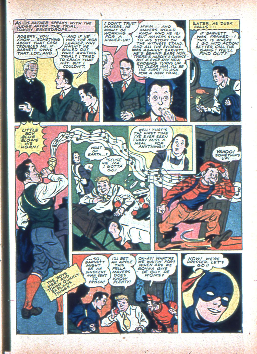 Read online Sensation (Mystery) Comics comic -  Issue #2 - 51