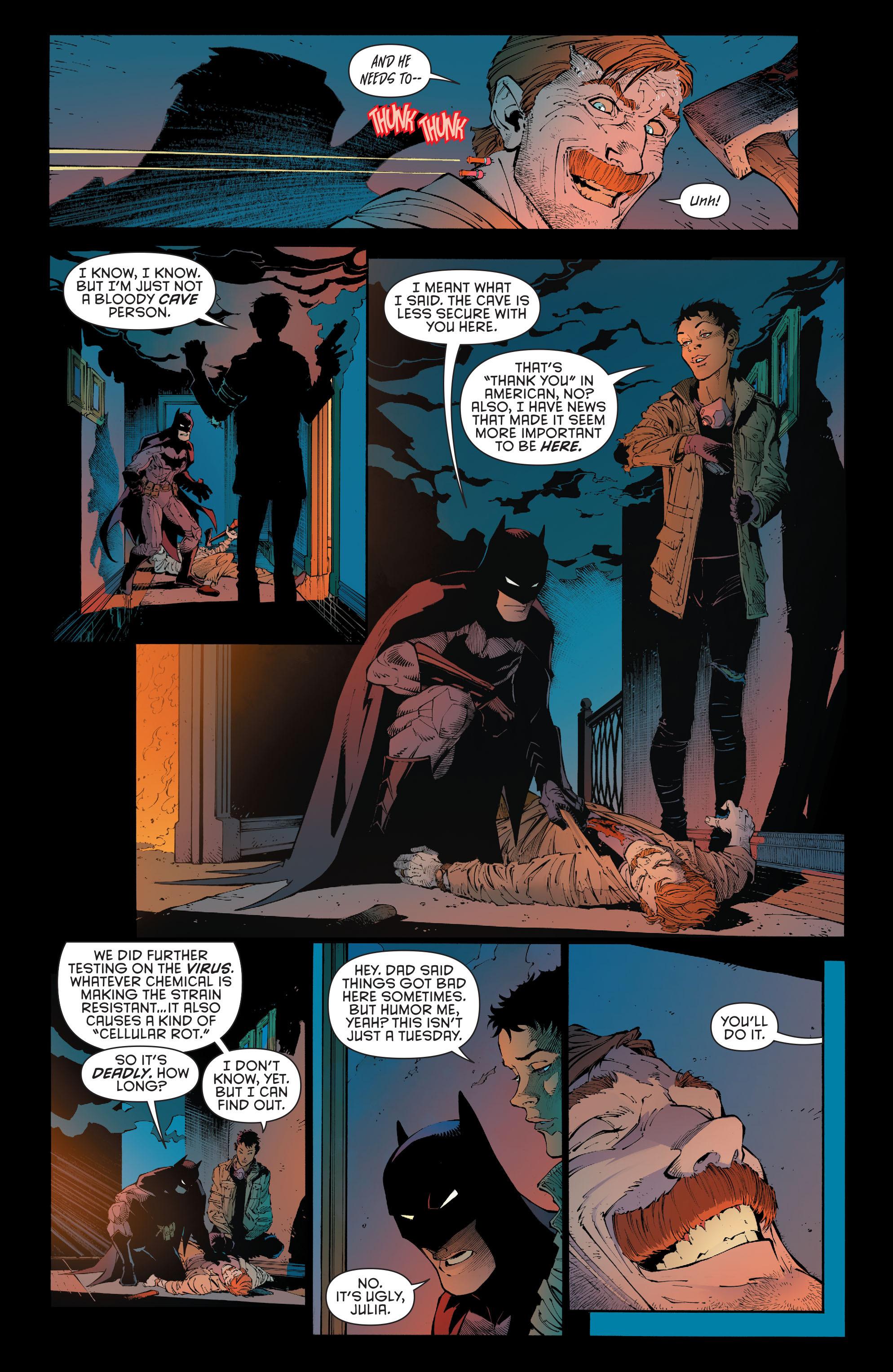Read online Batman (2011) comic -  Issue # _TPB 7 - 83
