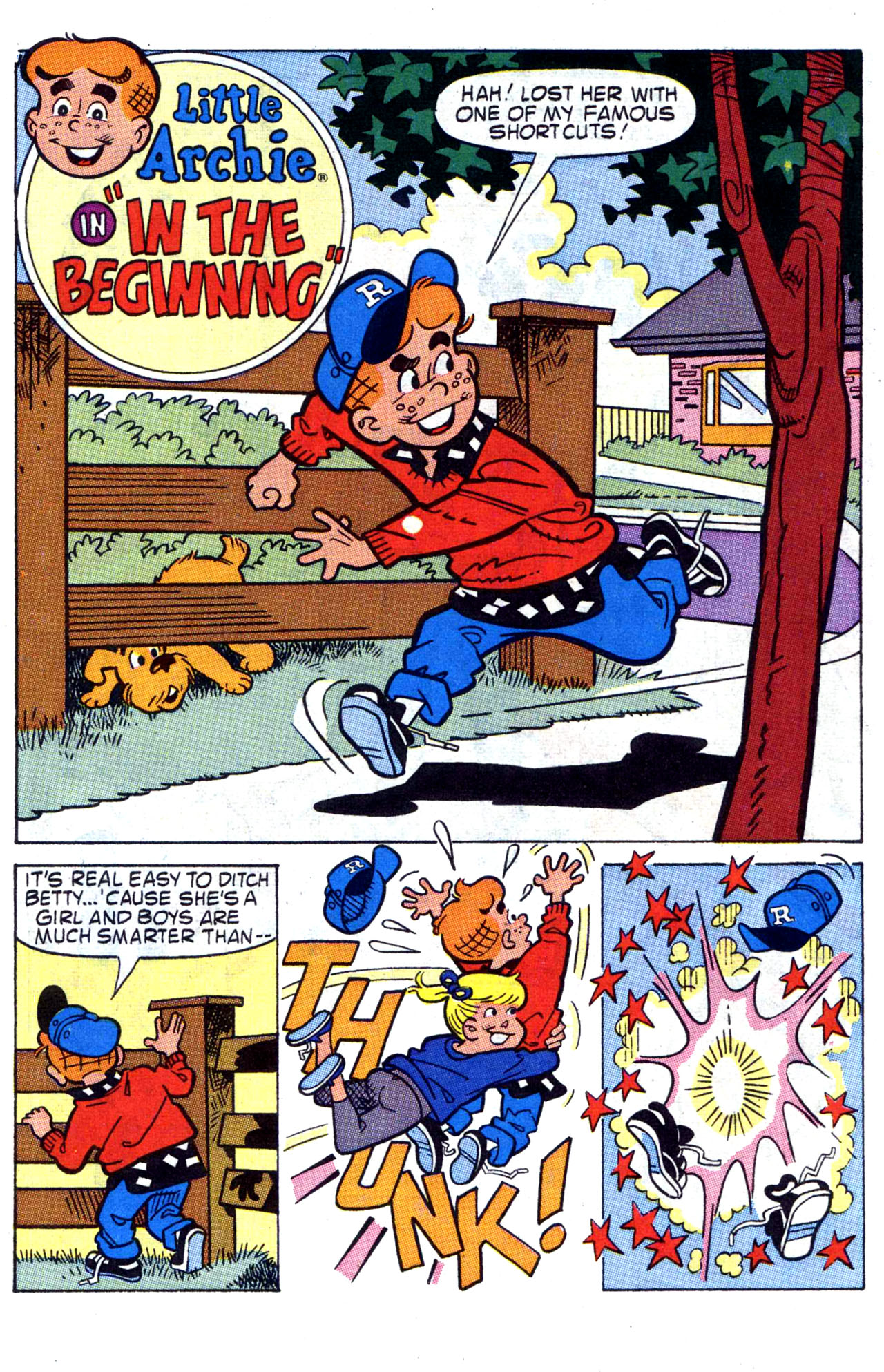 Read online Archie (1960) comic -  Issue #400 - 4