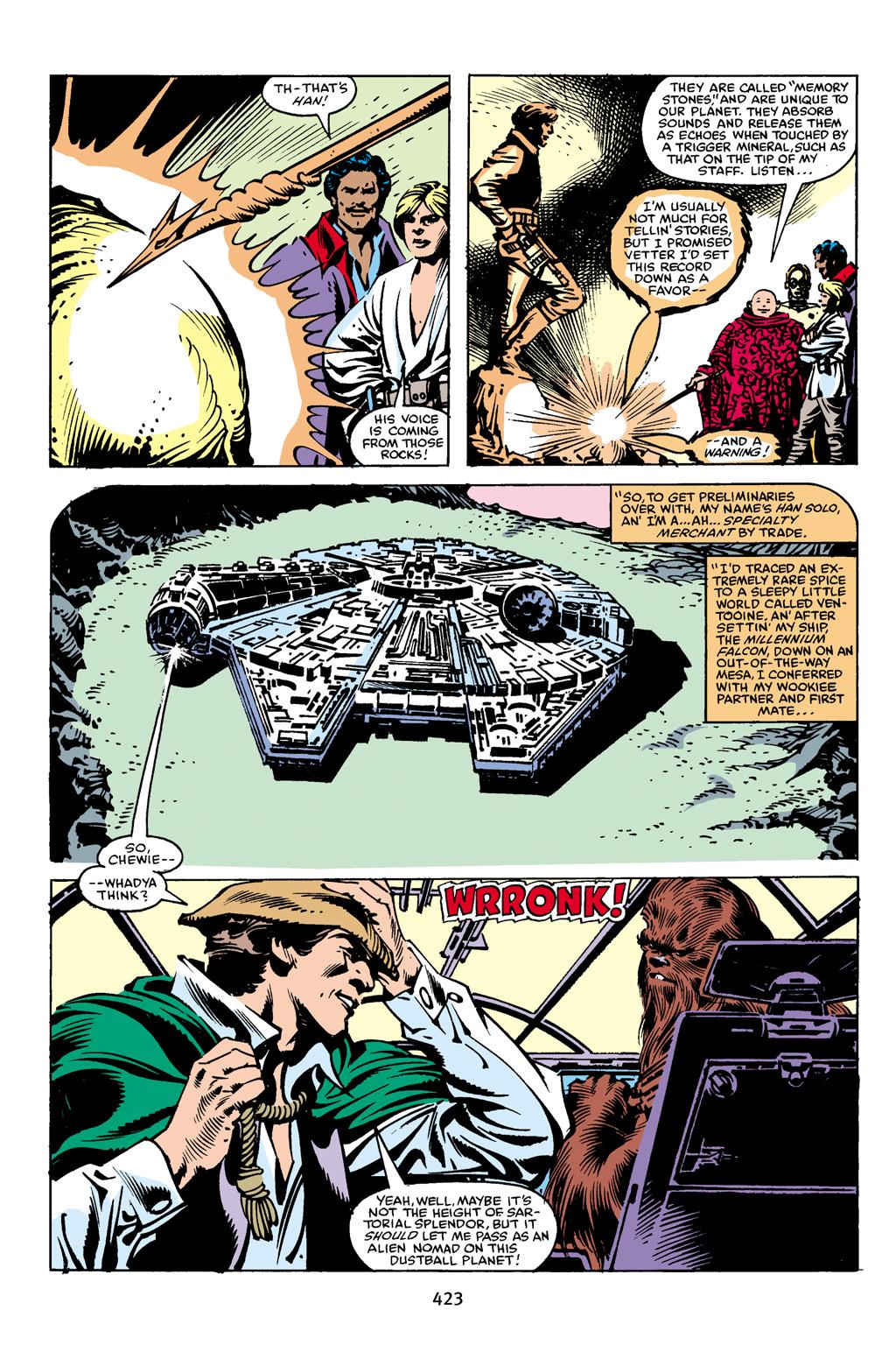 Read online Star Wars Omnibus comic -  Issue # Vol. 16 - 415