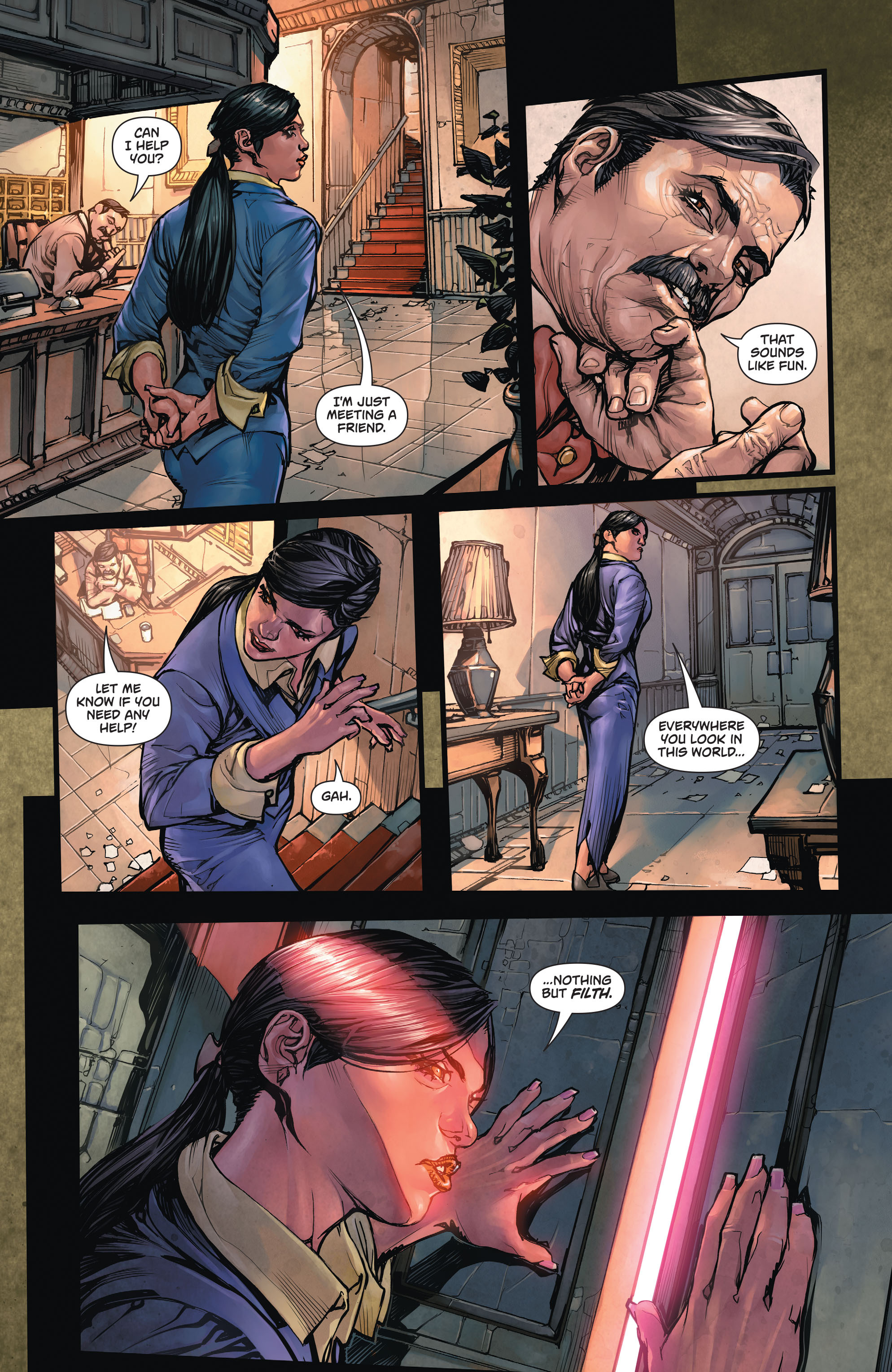 Read online Action Comics (2011) comic -  Issue #44 - 23