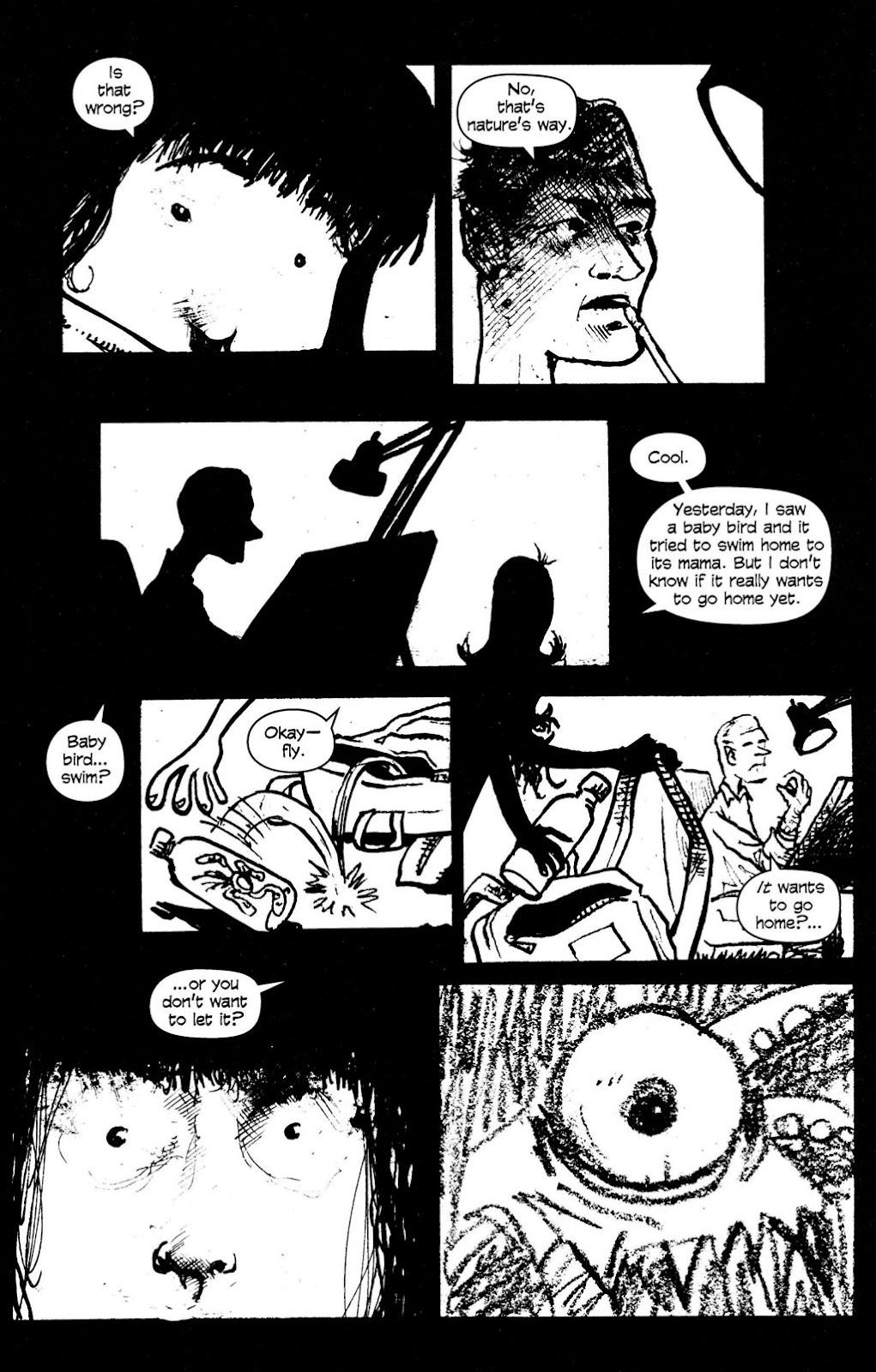 Read online Ojo comic -  Issue #4 - 17