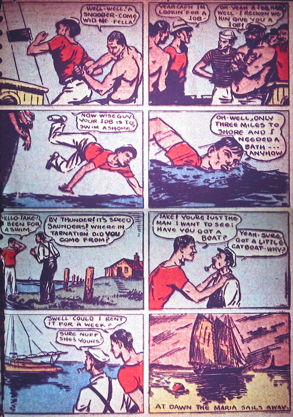 Read online Detective Comics (1937) comic -  Issue #1 - 8