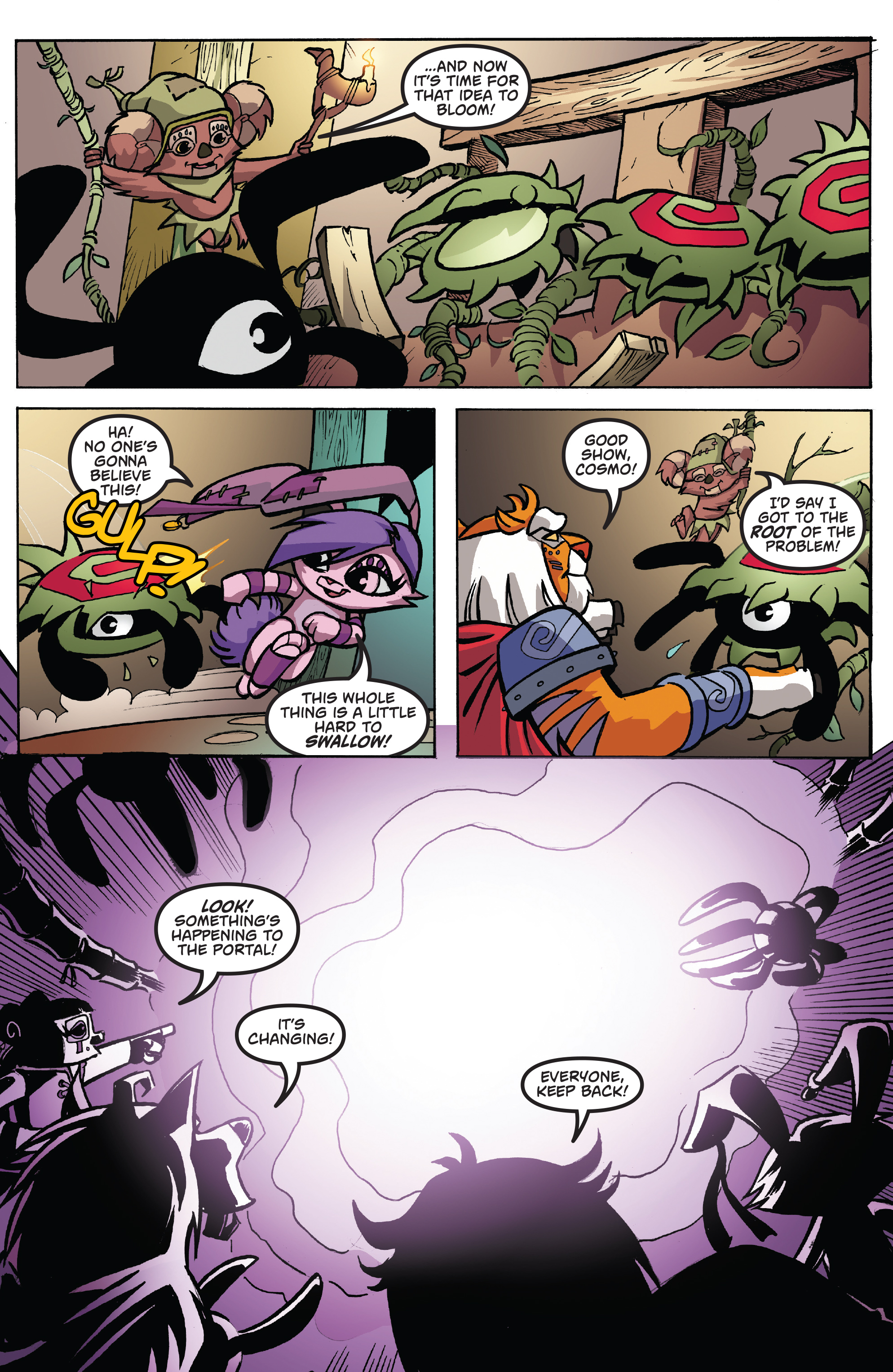 Read online Free Comic Book Day 2017 comic -  Issue # Animal Jam - 20