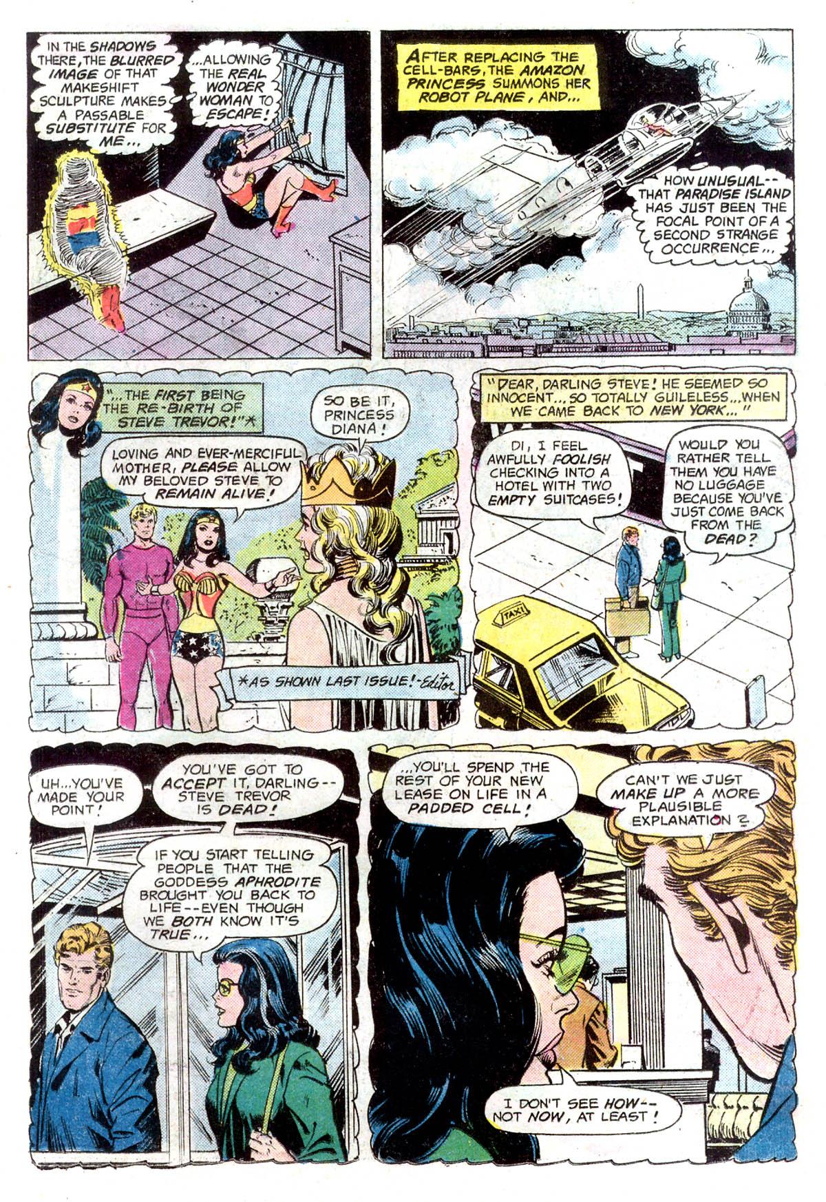 Read online Wonder Woman (1942) comic -  Issue #224 - 9