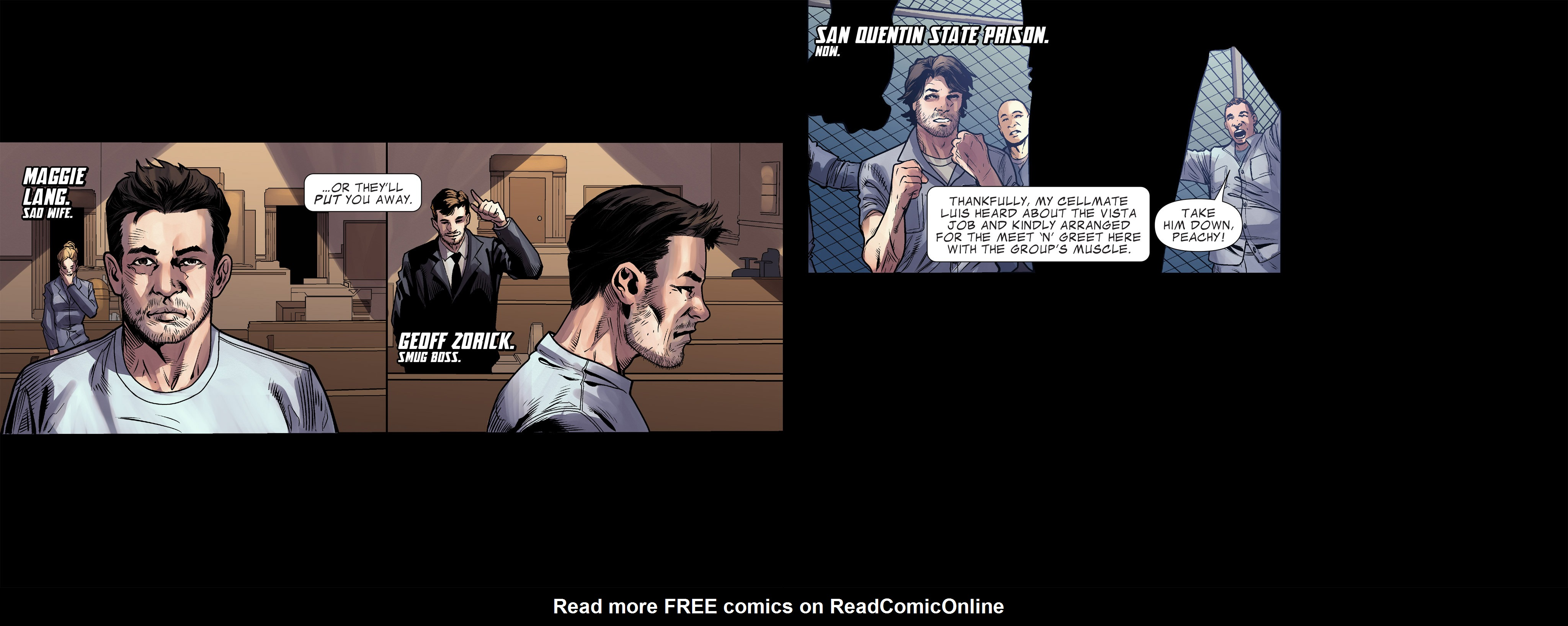 Read online Ant-Man — Scott Lang: Small Time comic -  Issue # Full - 52