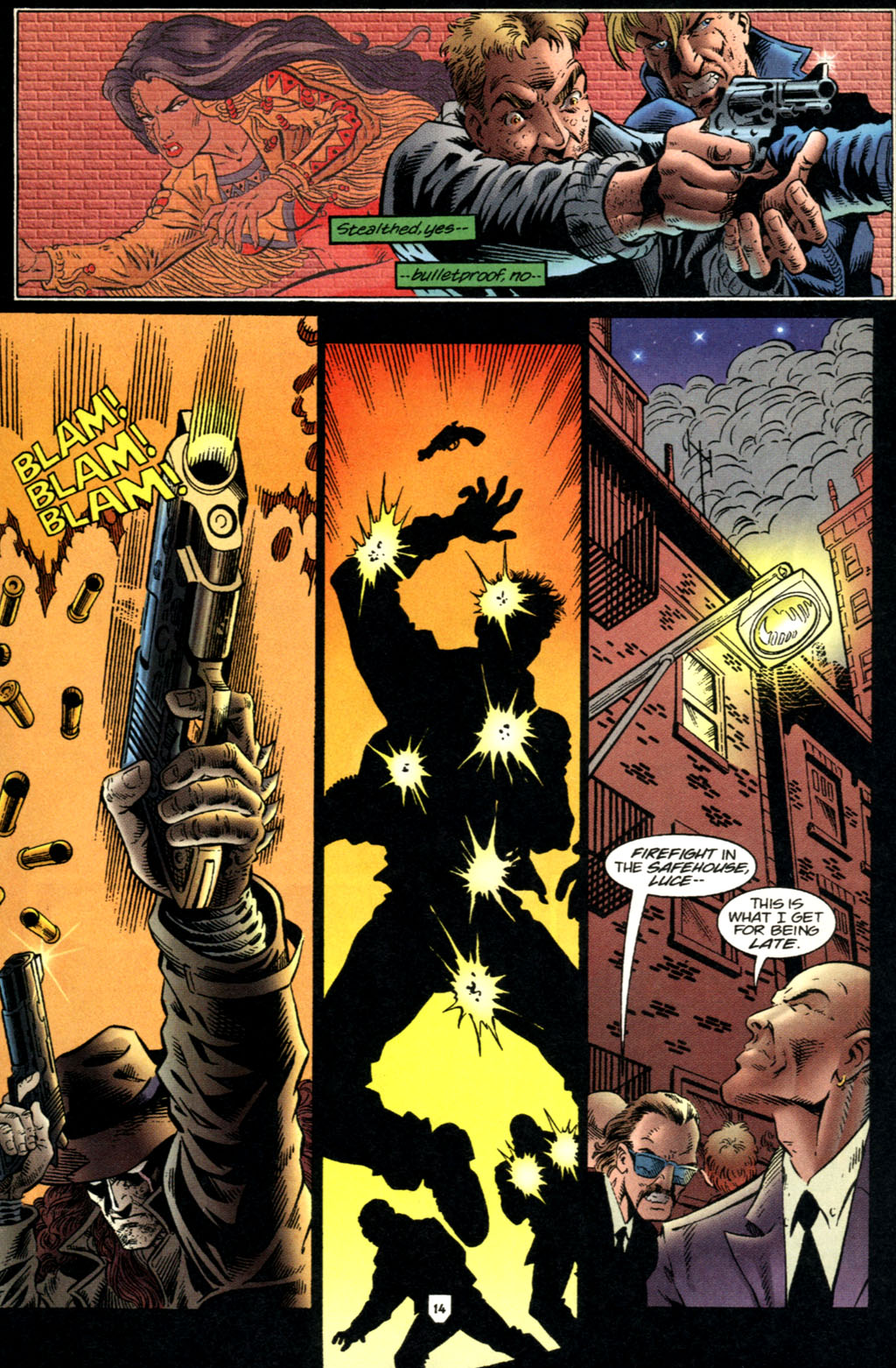 Read online UltraForce (1995) comic -  Issue #2 - 15