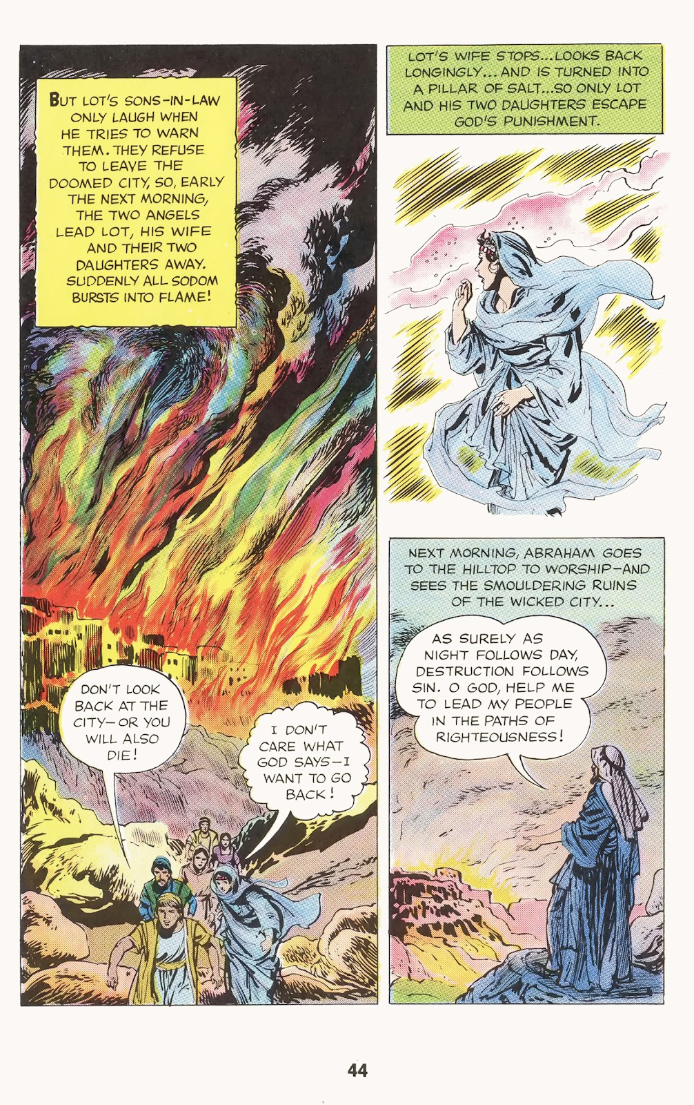 The Picture Bible issue TPB (Part 1) - Page 46