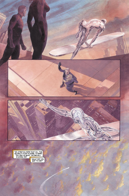 Read online Silver Surfer: Requiem comic -  Issue #1 - 21