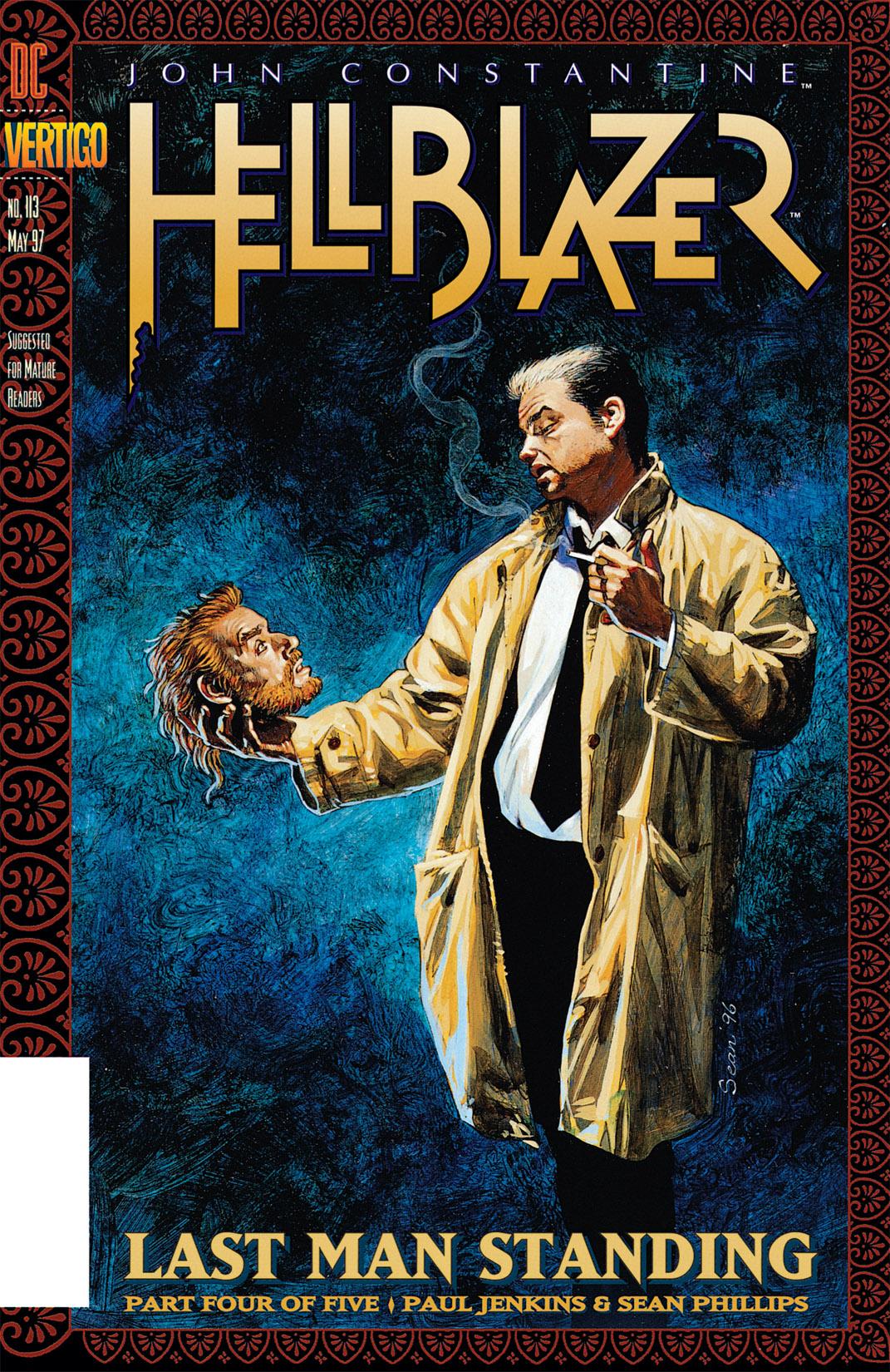 Hellblazer issue 113 - Page 1