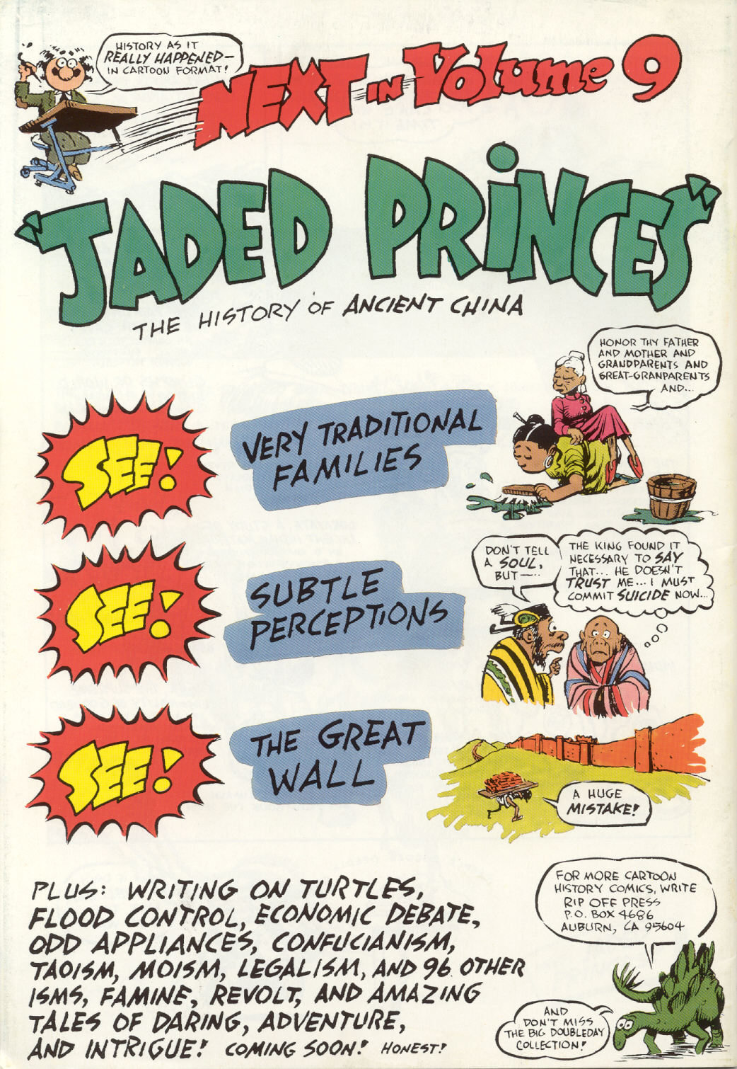 Read online The Cartoon History of the Universe comic -  Issue #8 - 53